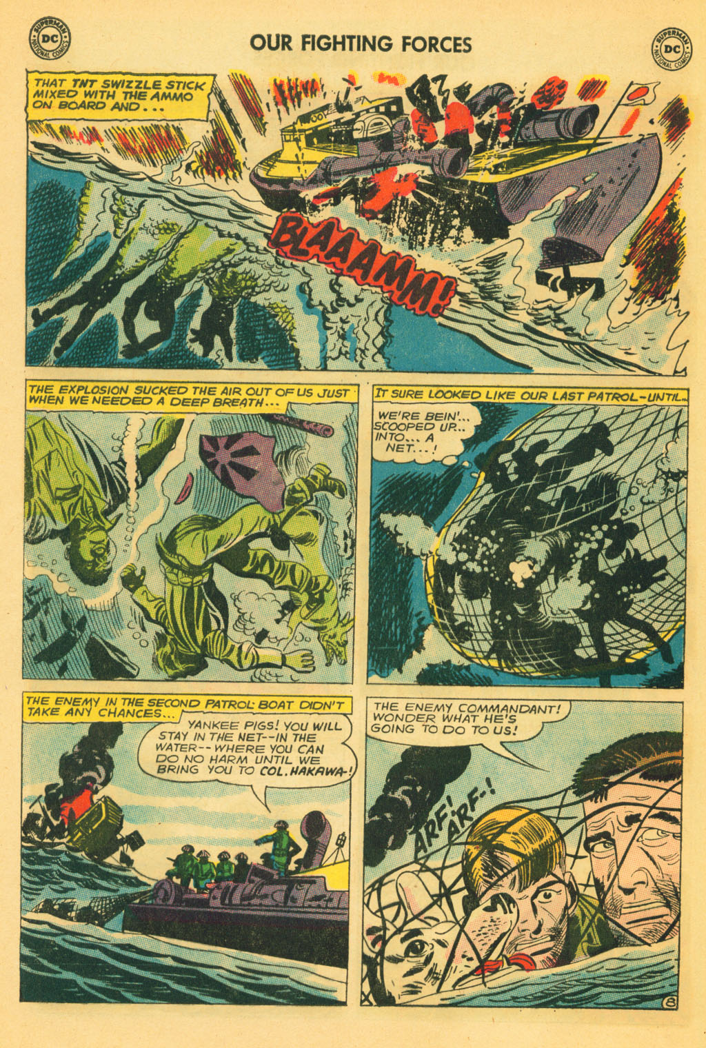 Our Fighting Forces (1954) issue 80 - Page 12