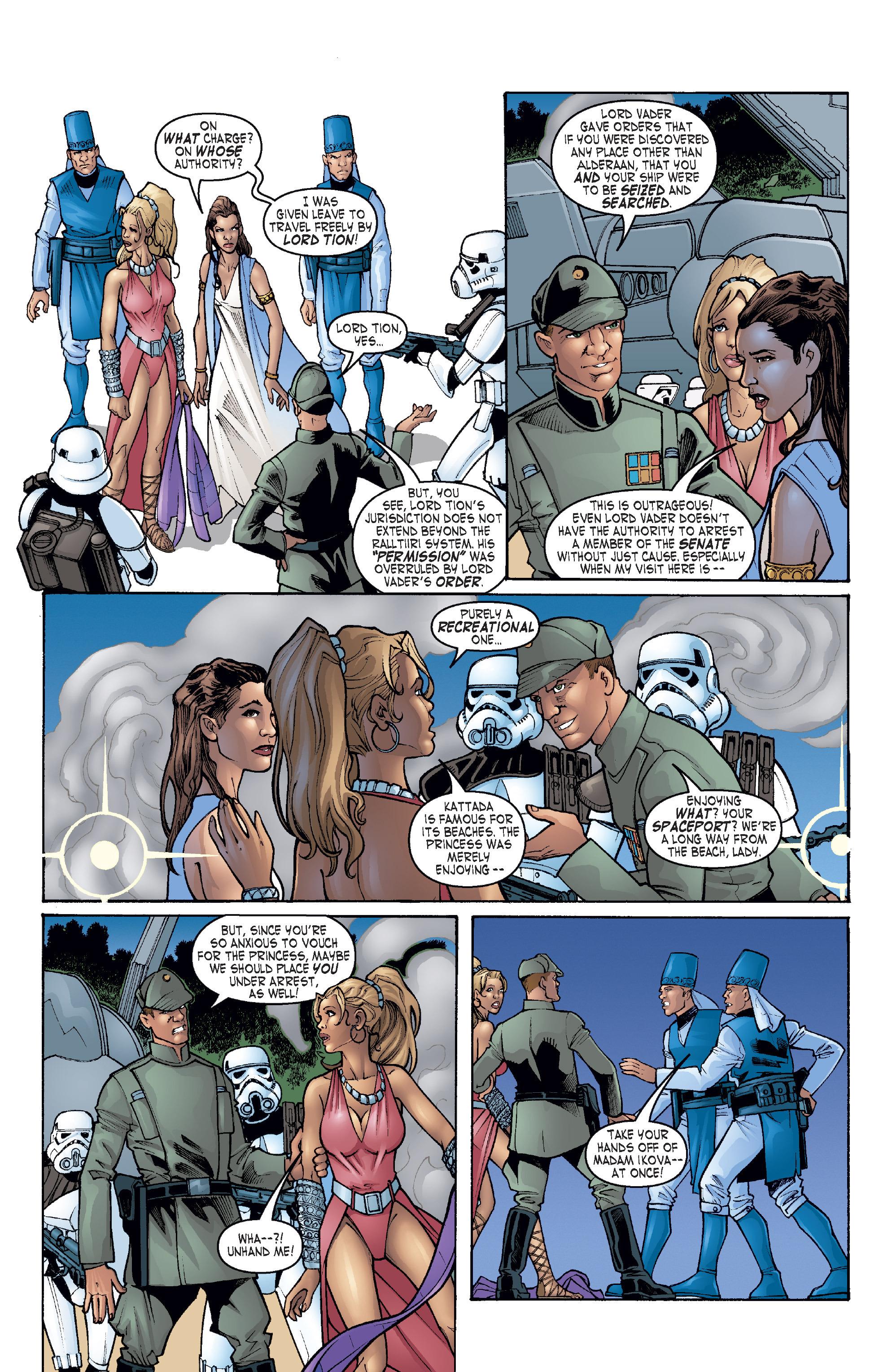 Read online Star Wars Omnibus comic -  Issue # Vol. 17 - 116