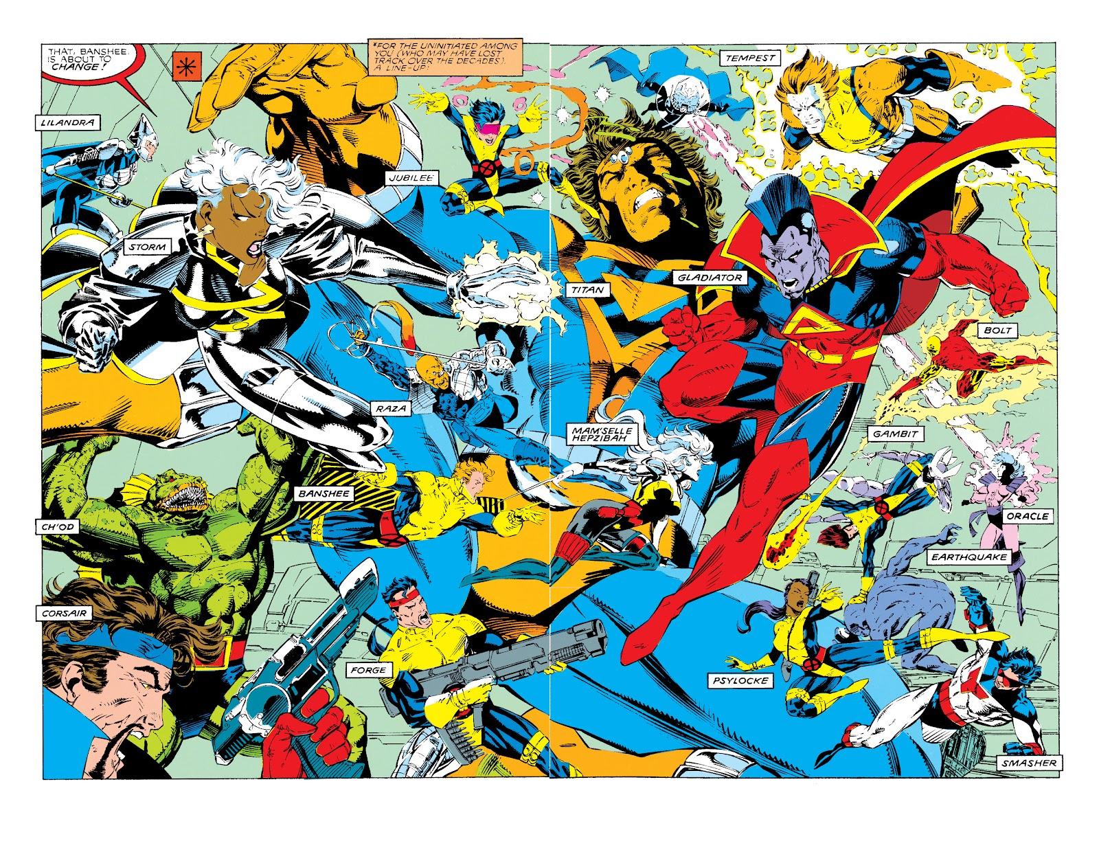 Uncanny X-Men (1963) issue 275 - Page 10