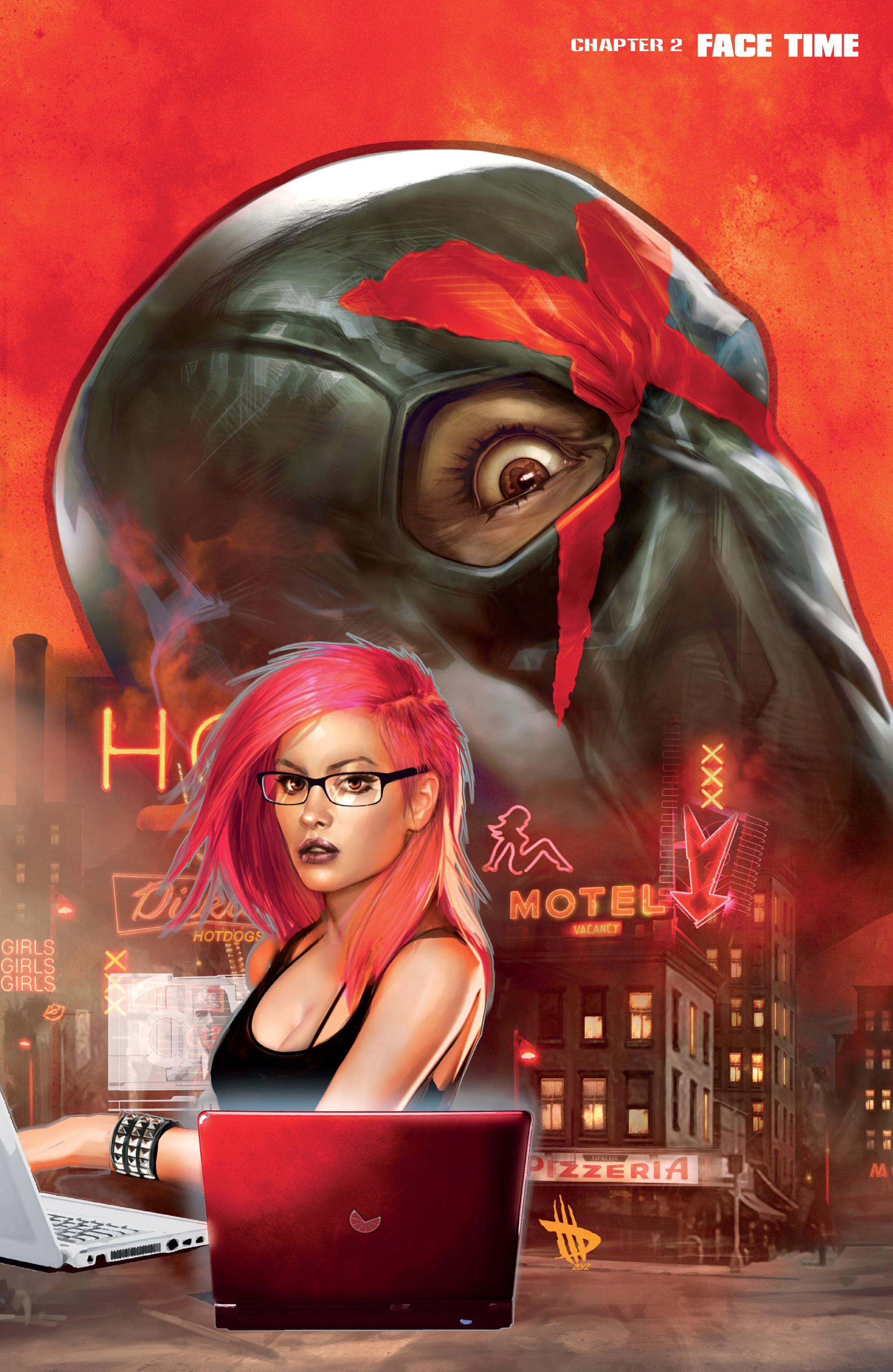 Read online X: Big Bad comic -  Issue # Full - 56