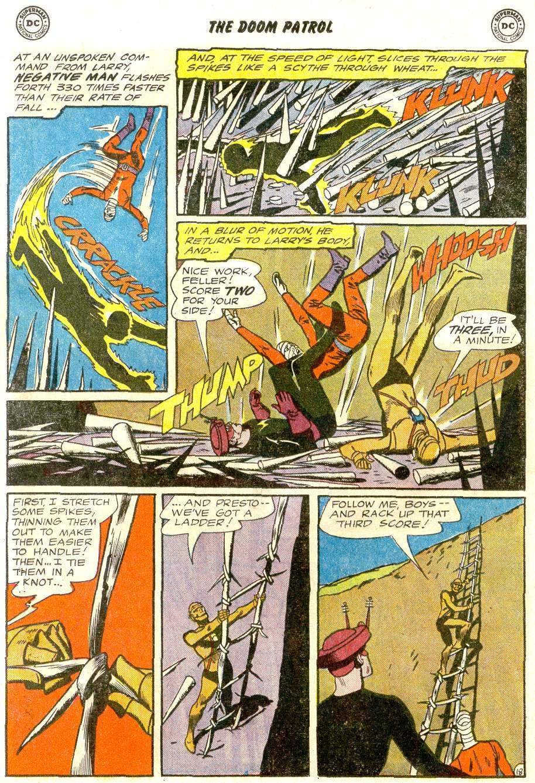 Doom Patrol (1964) issue 92 - Page 24