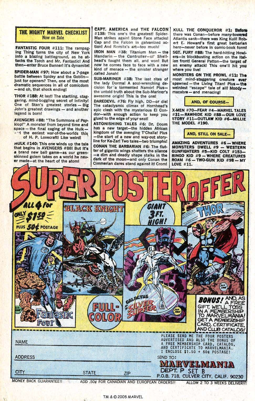 Uncanny X-Men (1963) issue 70 - Page 38