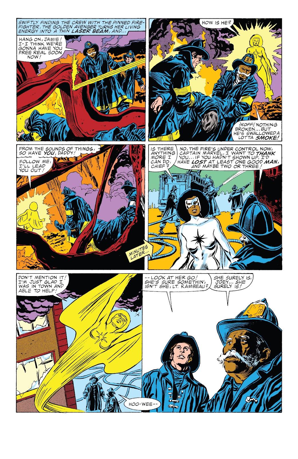 Read online Marvel Tales: Avengers comic -  Issue # Full - 61