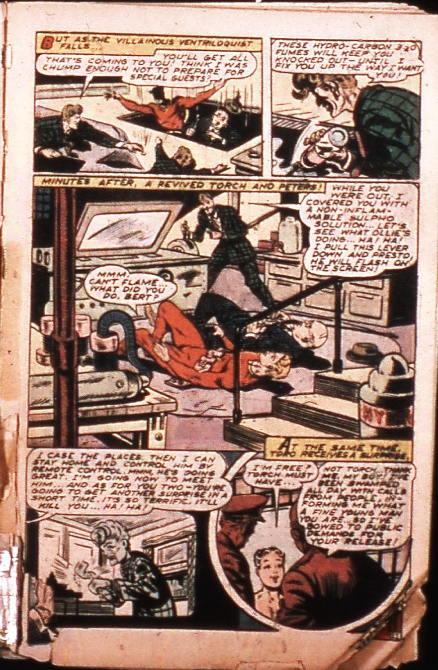 Marvel Mystery Comics (1939) issue 75 - Page 12