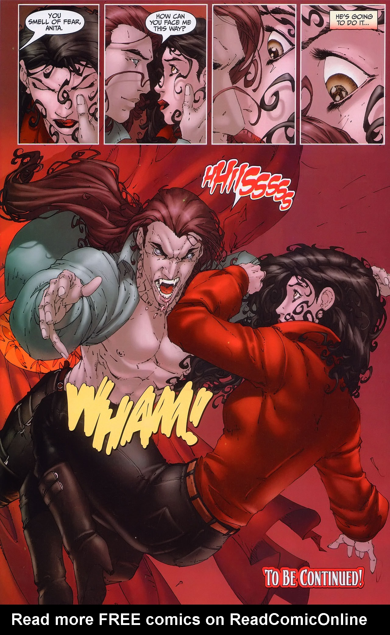 Read online Anita Blake, Vampire Hunter: Guilty Pleasures comic -  Issue #1 - 24
