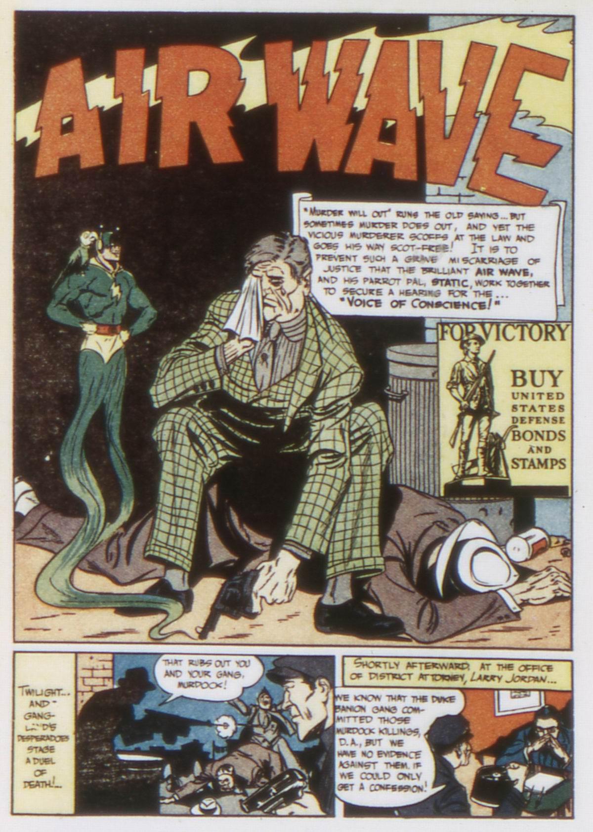 Read online Detective Comics (1937) comic -  Issue #75 - 50