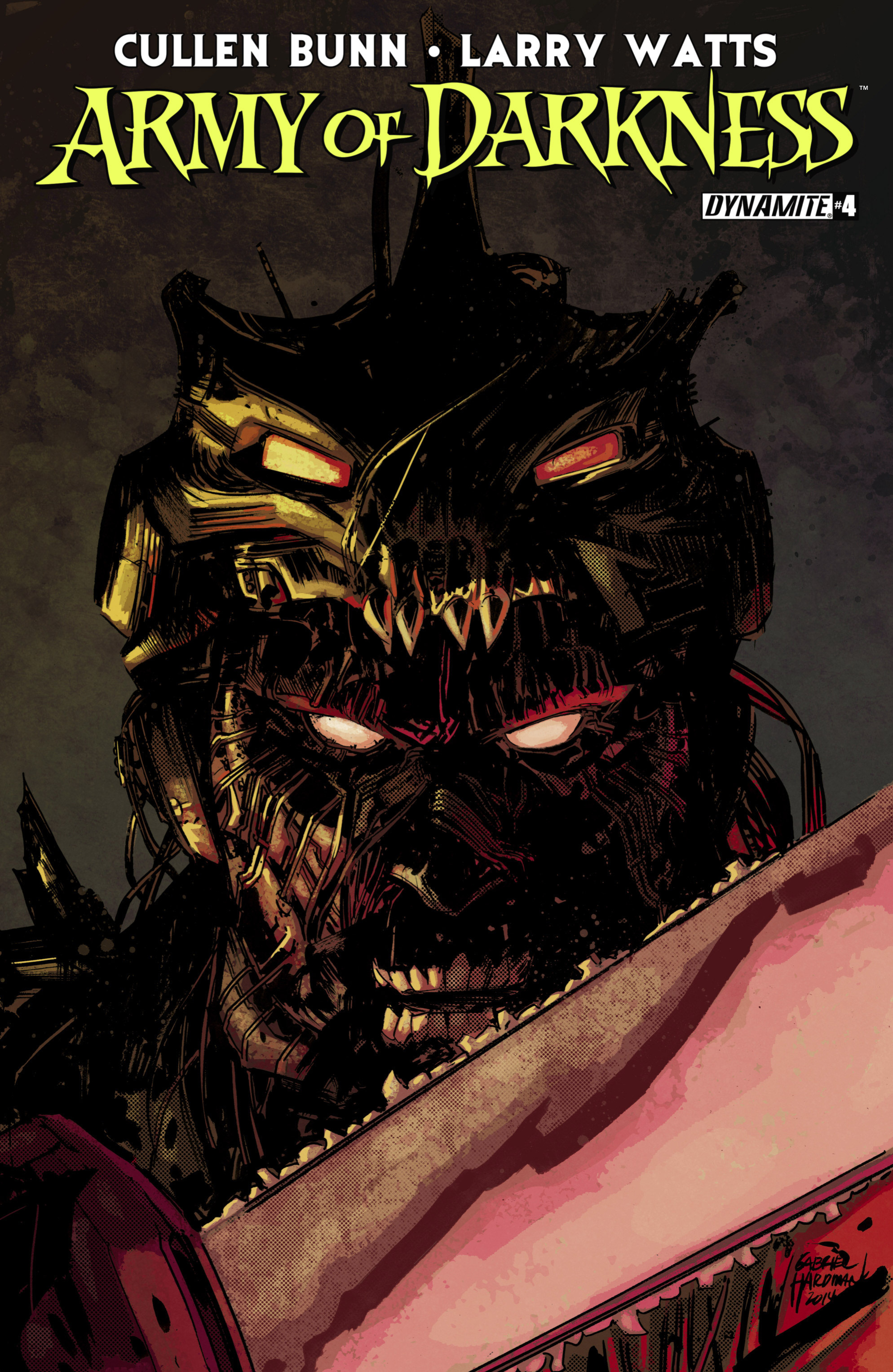 Read online Army of Darkness (2014) comic -  Issue #4 - 1