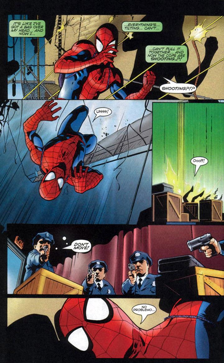 Read online Spider-Man/Gen13 comic -  Issue # Full - 15