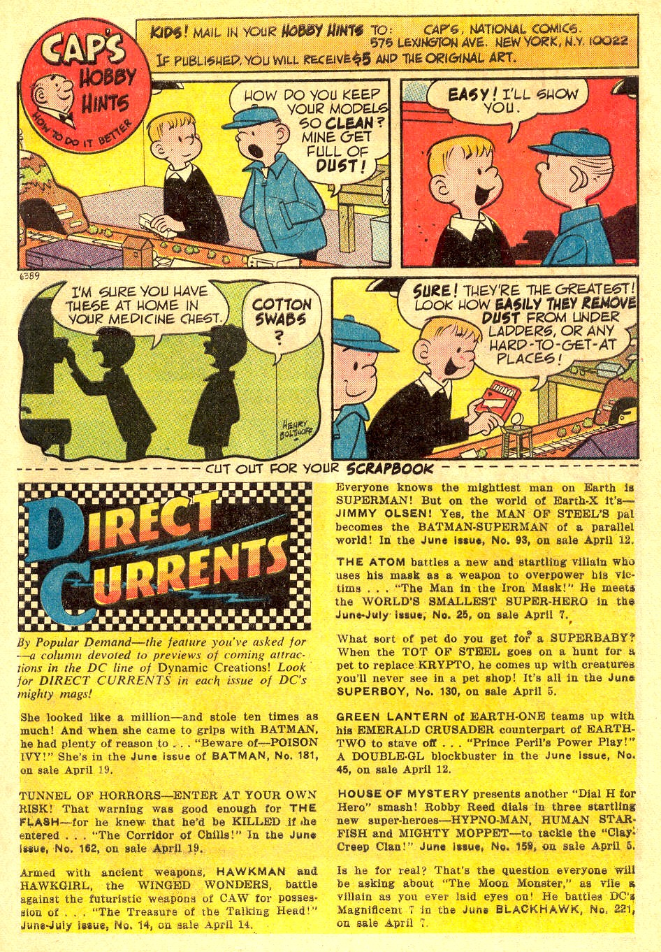 Read online Wonder Woman (1942) comic -  Issue #162 - 9