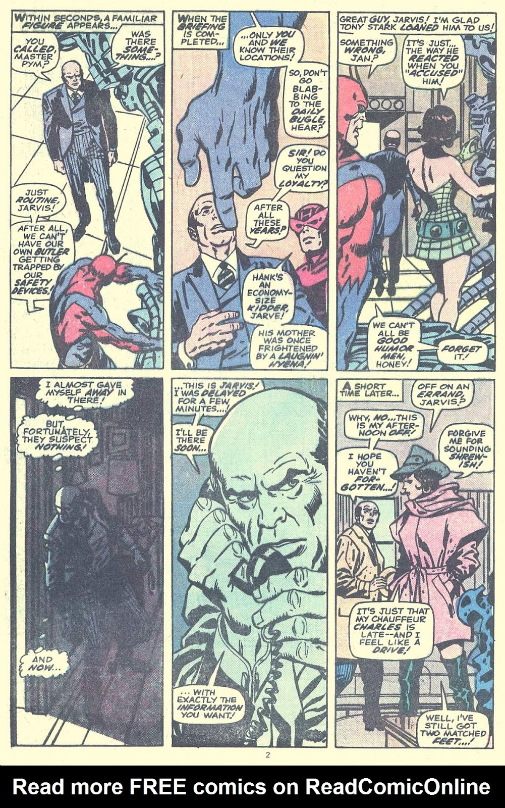 Marvel Triple Action (1972) issue 47 - Page 4