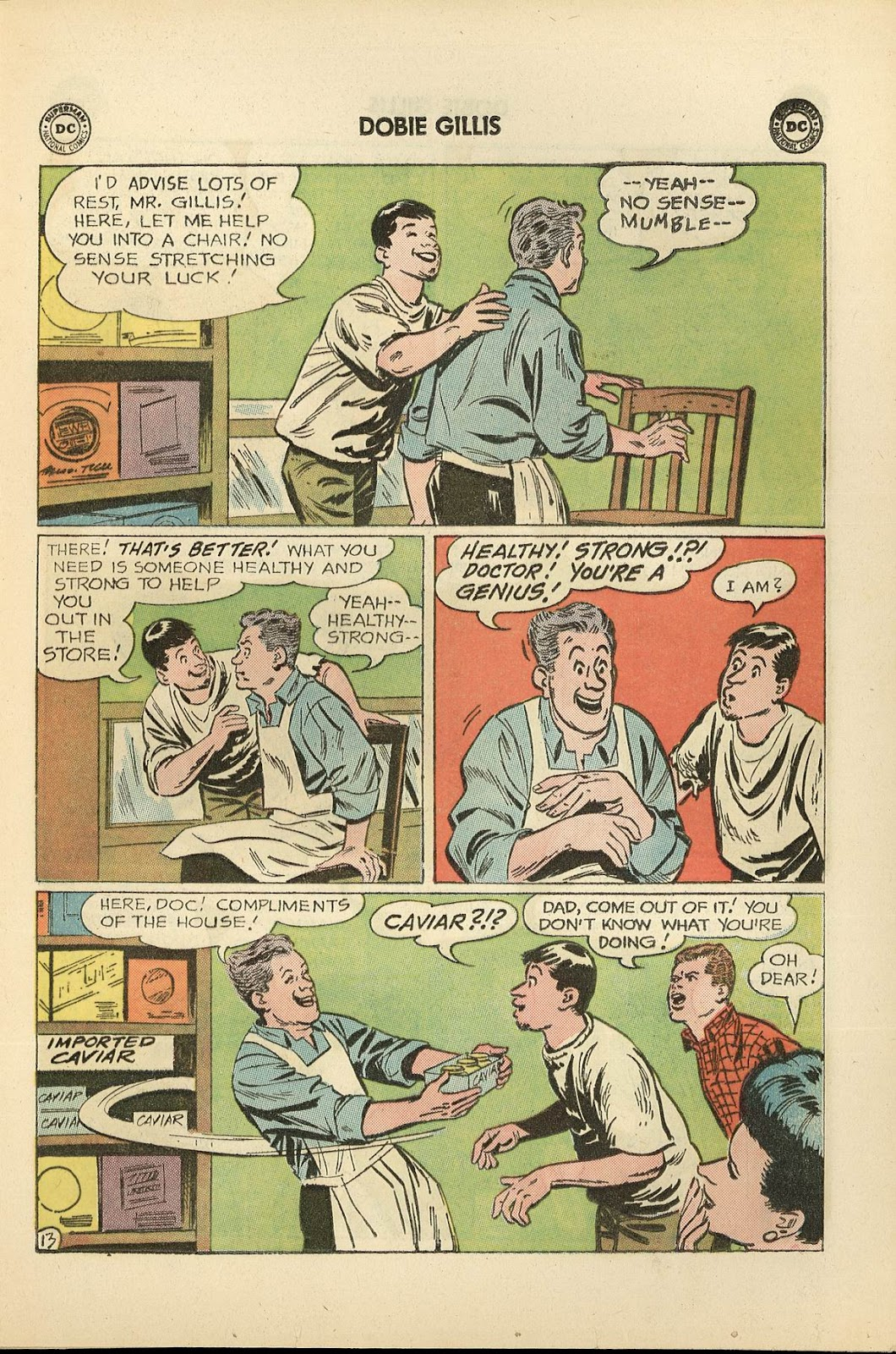 Many Loves of Dobie Gillis issue 22 - Page 17