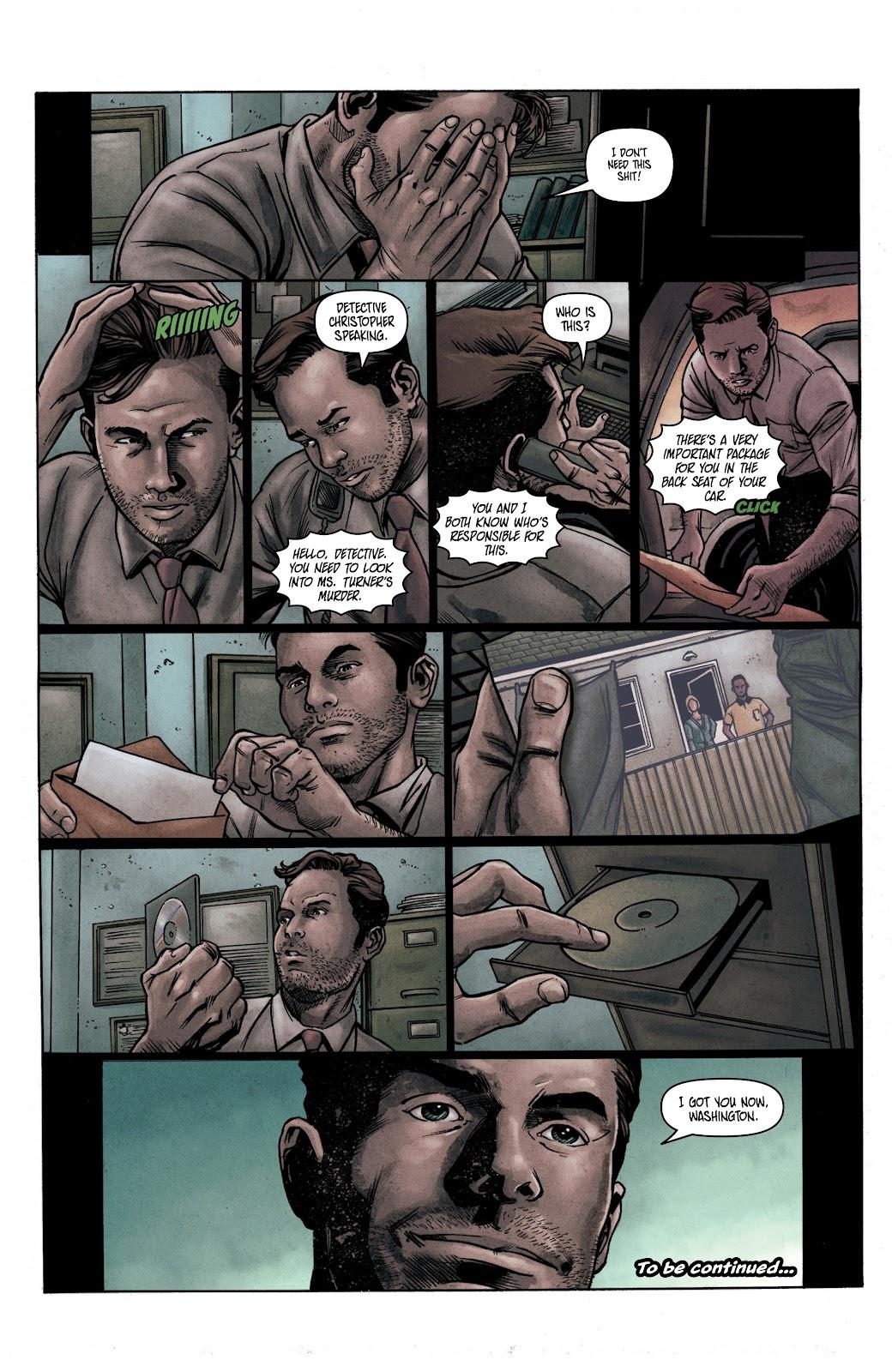 Read online Vindication comic -  Issue #1 - 24