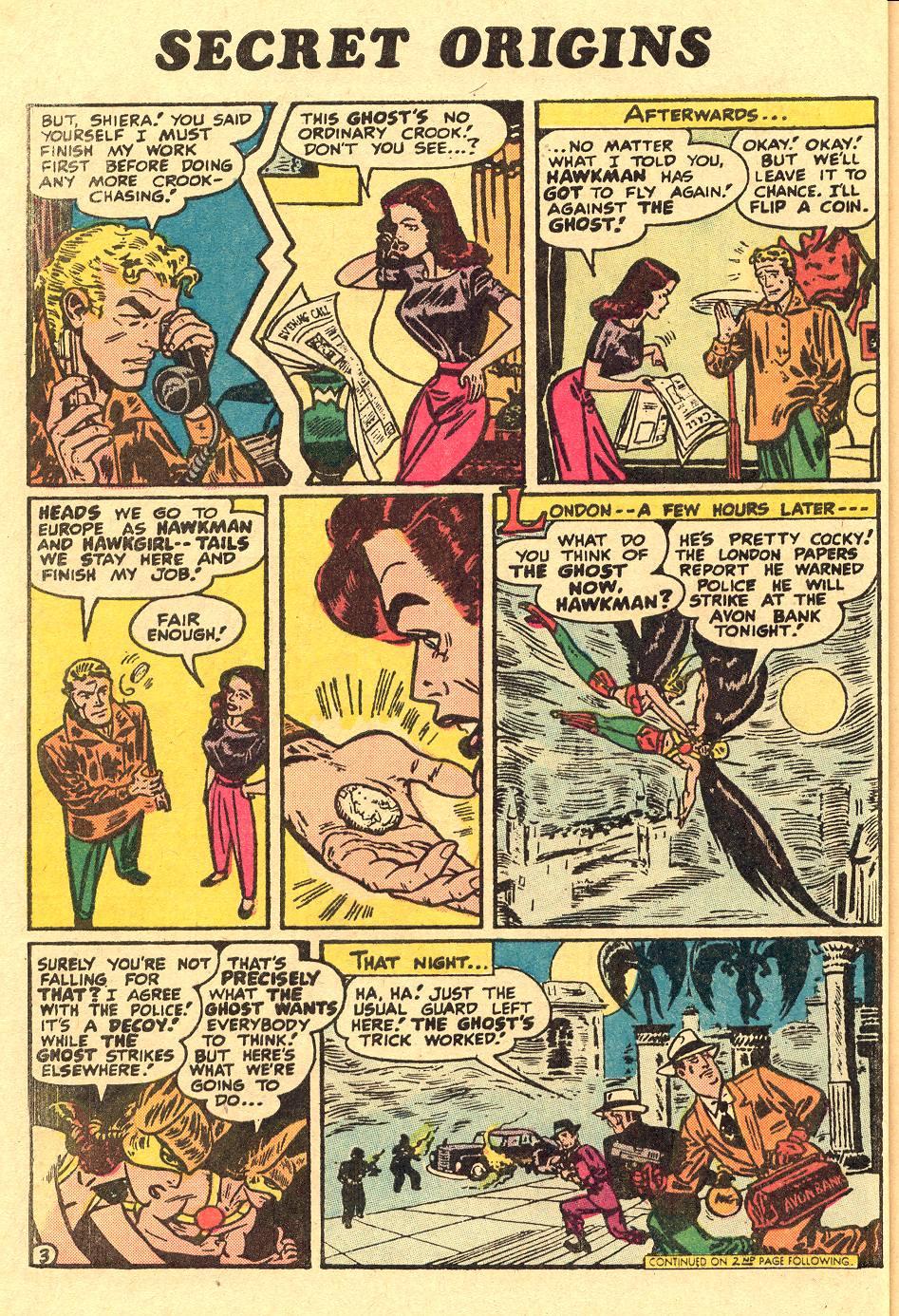 Read online Secret Origins (1973) comic -  Issue #1 - 8