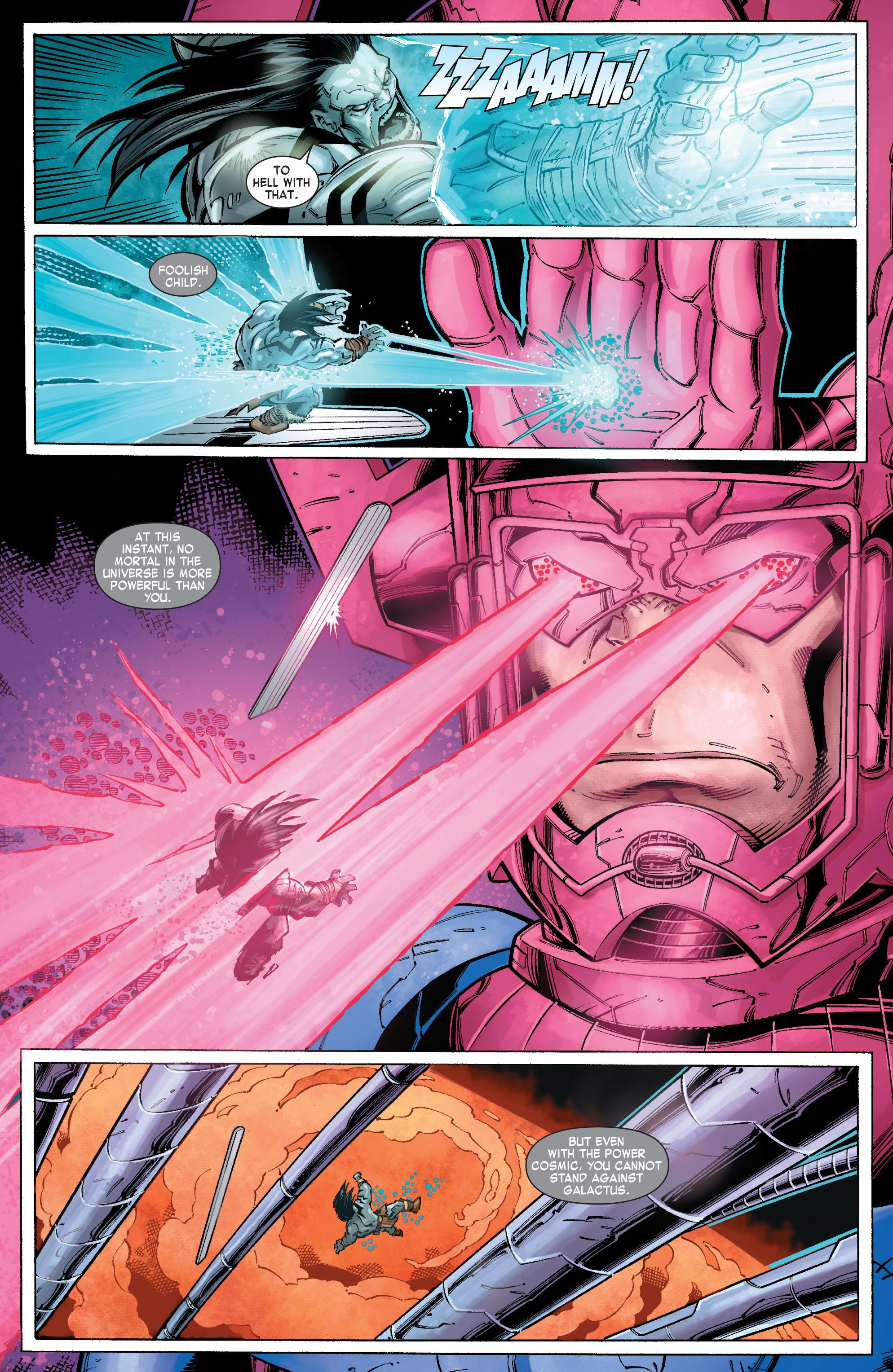 Read online Skaar: Son of Hulk comic -  Issue #10 - 5