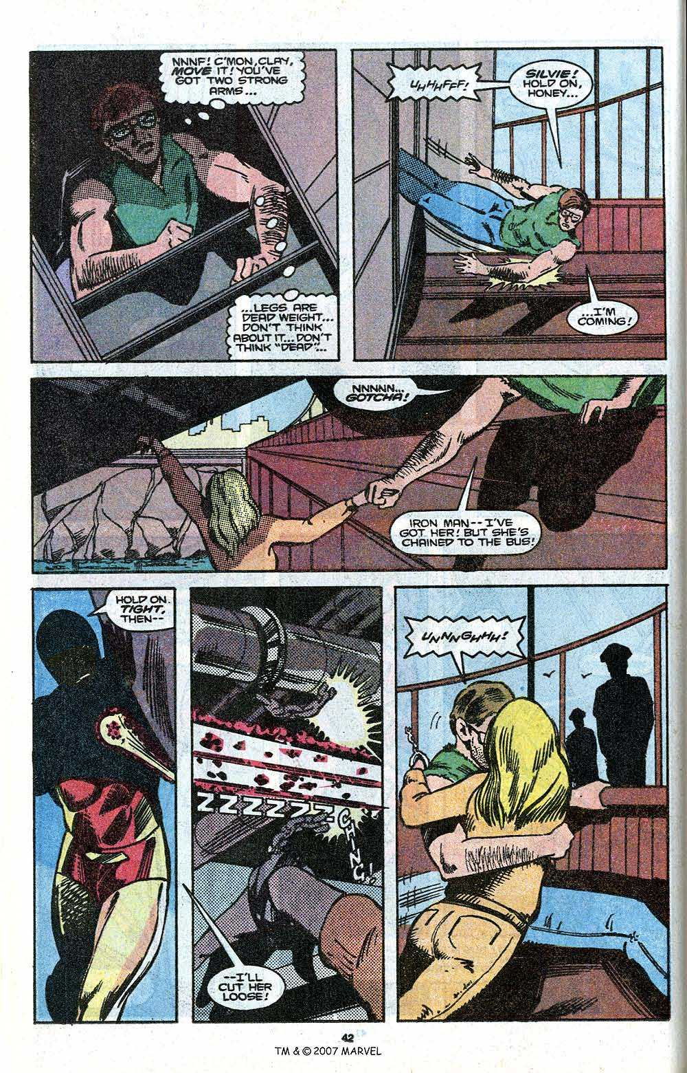 Iron Man Annual issue 11 - Page 44