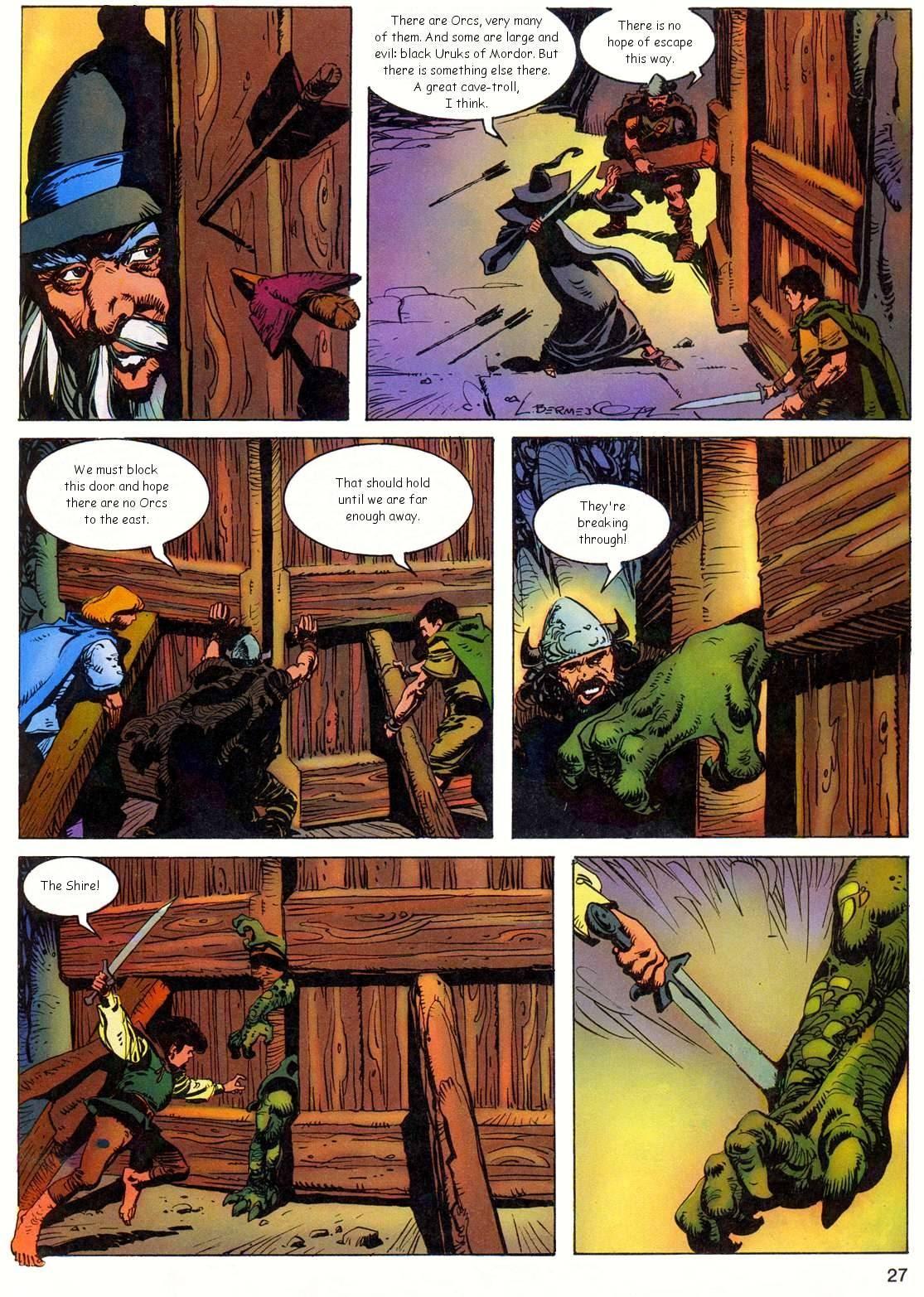 El Señor de los Anillos issue 2 - Page 24