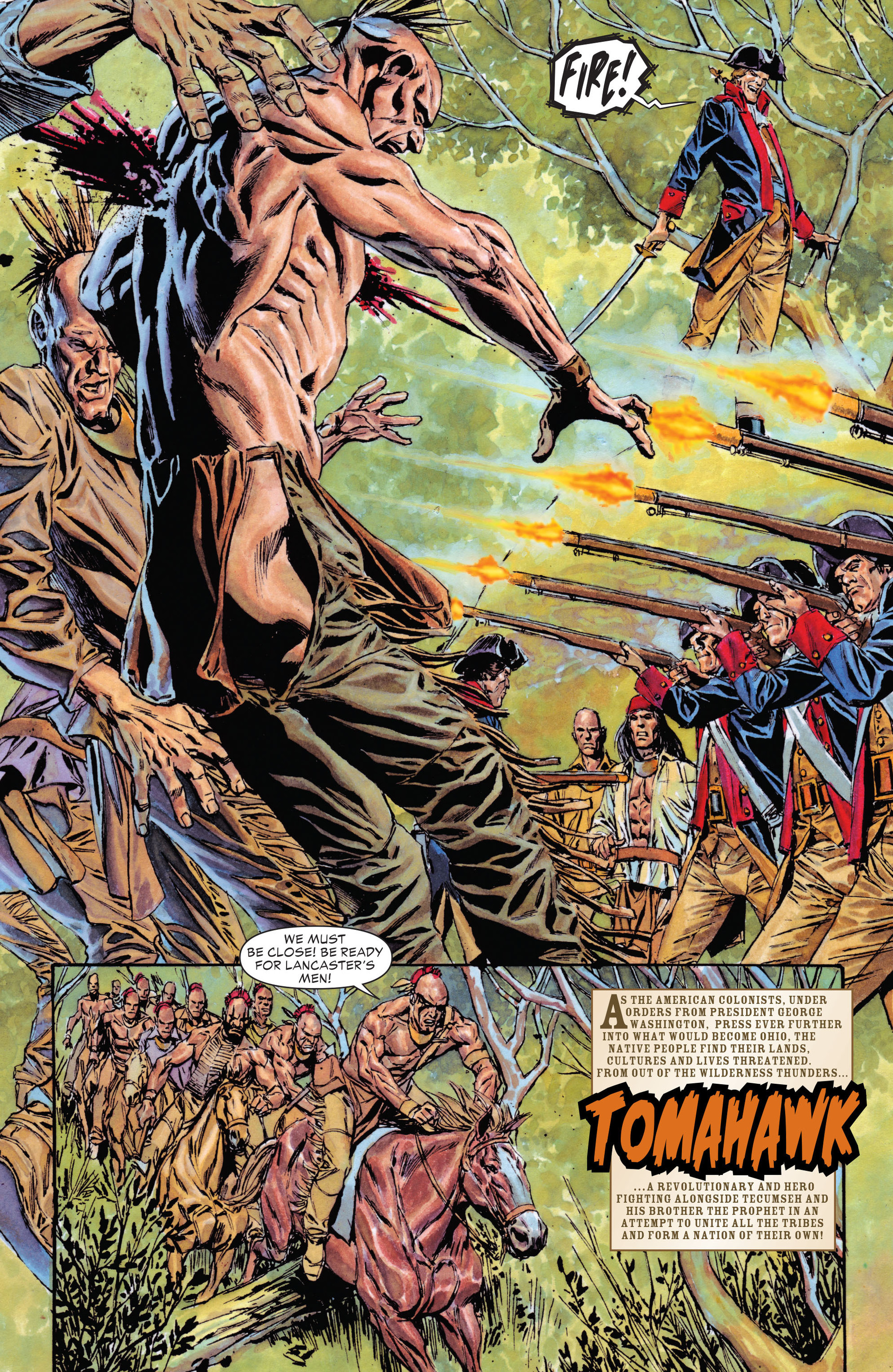 Read online All-Star Western (2011) comic -  Issue #15 - 23
