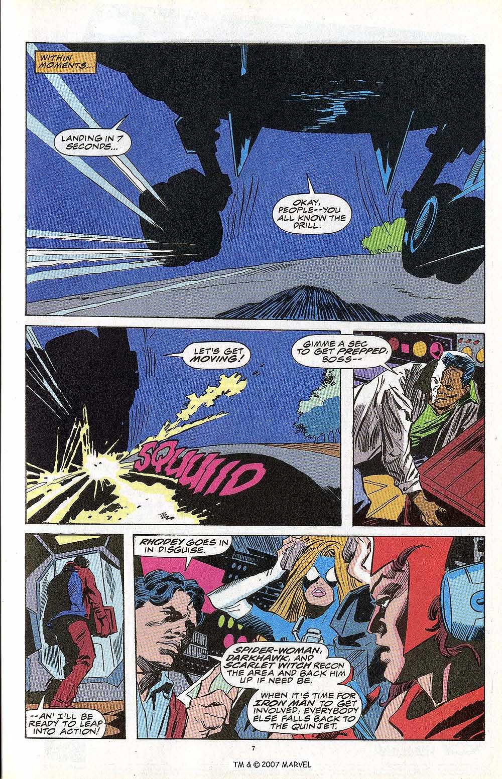 Iron Man Annual issue 13 - Page 9