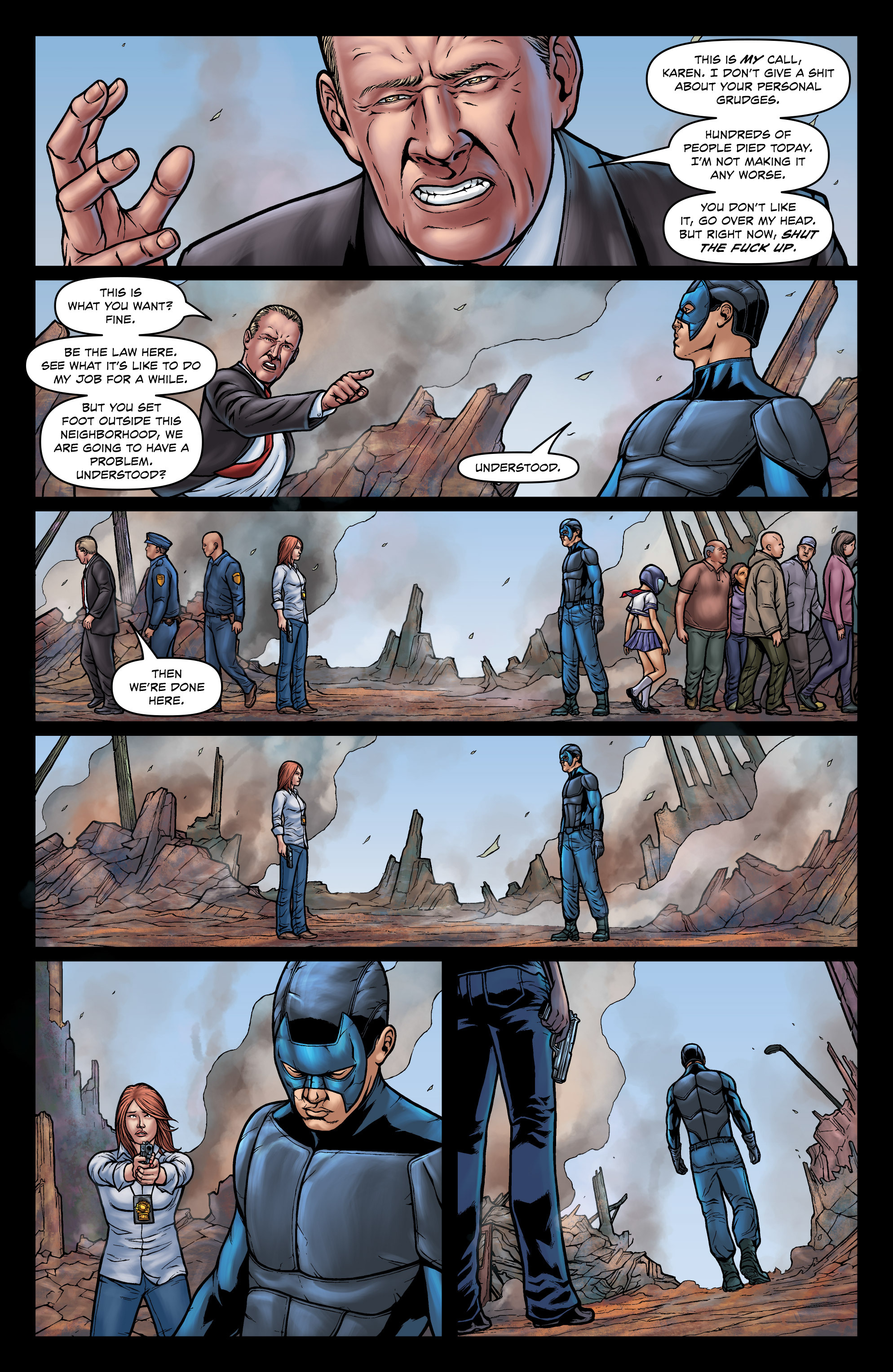 Read online Absolution: Rubicon comic -  Issue #5 - 22