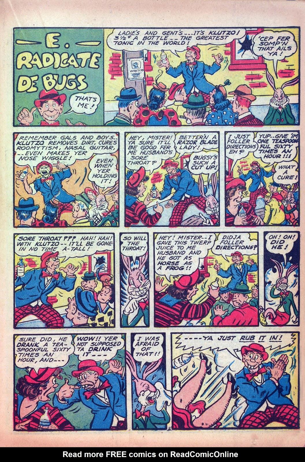 Read online Joker Comics comic -  Issue #9 - 35