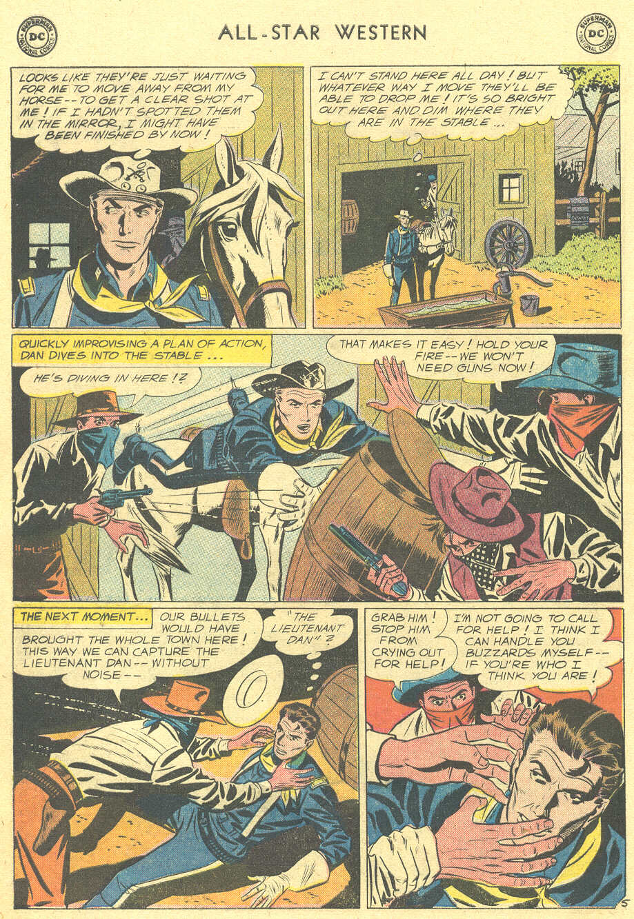 Read online All-Star Western (1951) comic -  Issue #105 - 20