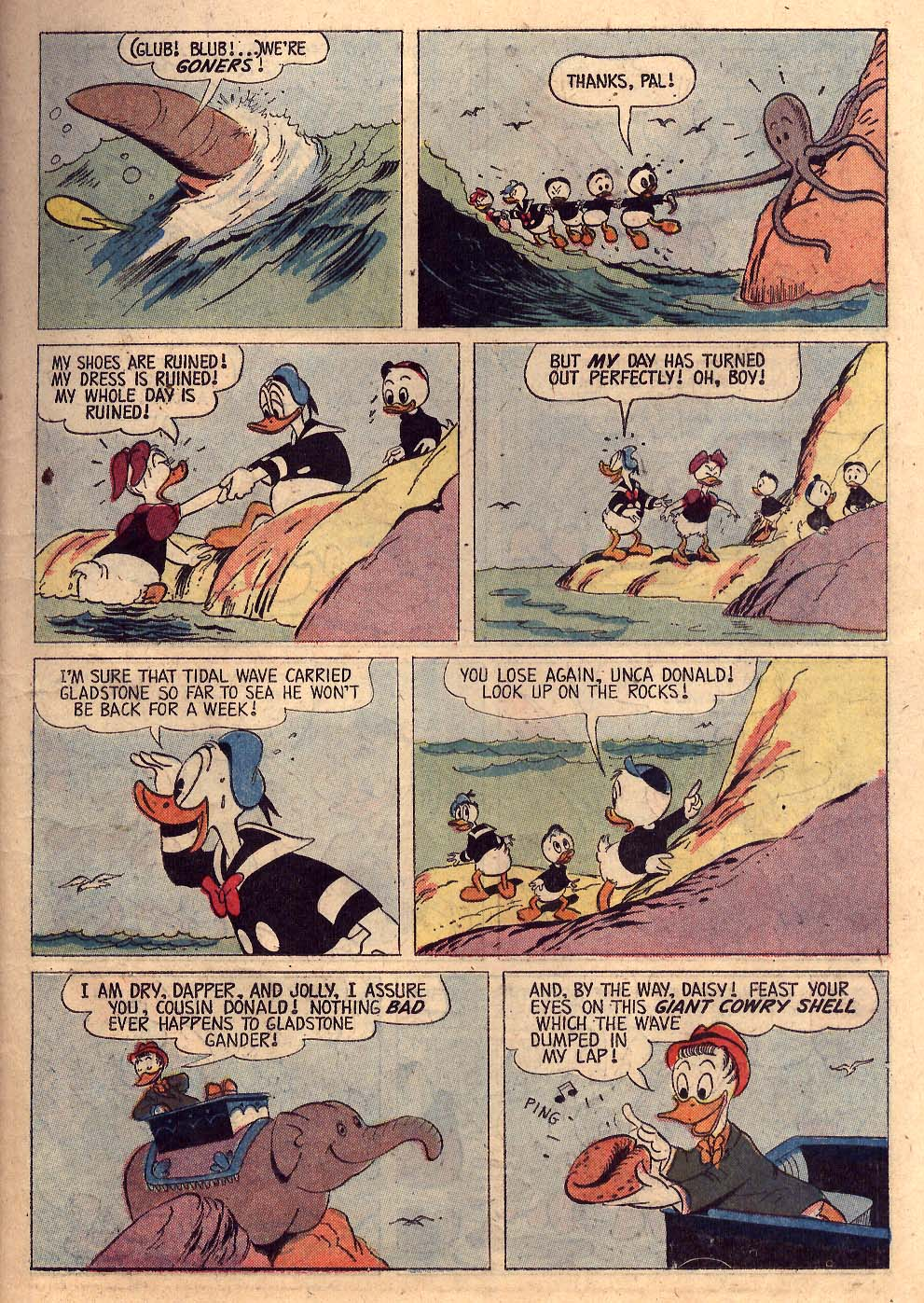 Walt Disney's Comics and Stories issue 224 - Page 11