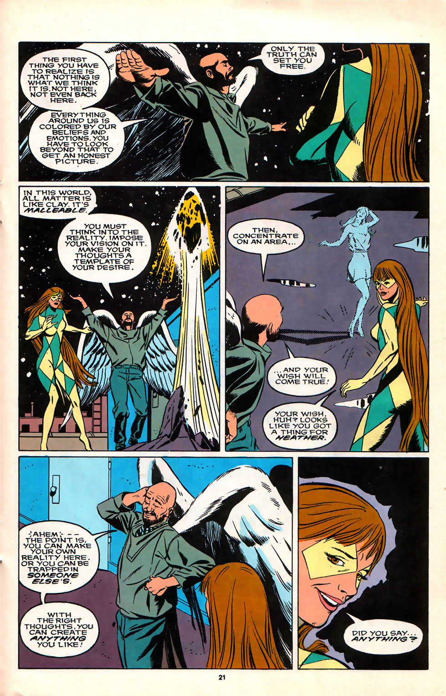 Read online Alpha Flight (1983) comic -  Issue #75 - 19