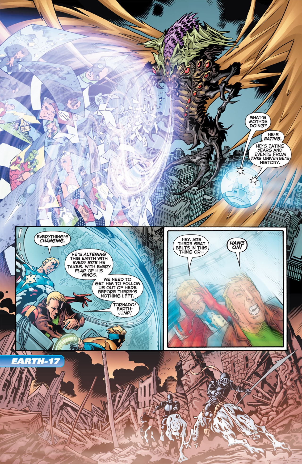 Read online 52 comic -  Issue #52 - 12