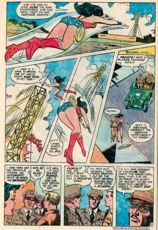 Read online Wonder Woman (1942) comic -  Issue #258 - 11