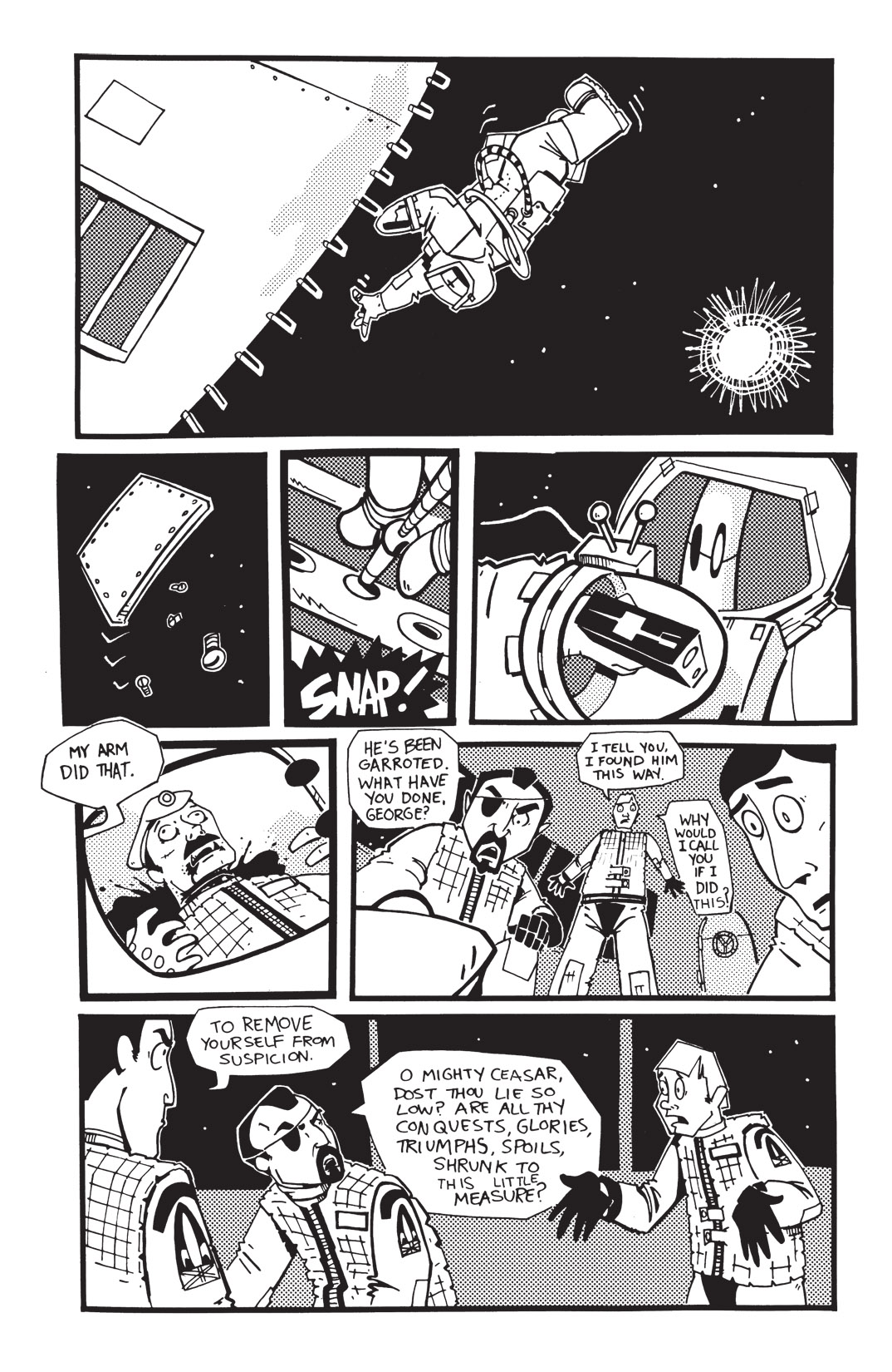 Read online Scud: The Disposable Assassin: The Whole Shebang comic -  Issue # TPB (Part 2) - 64
