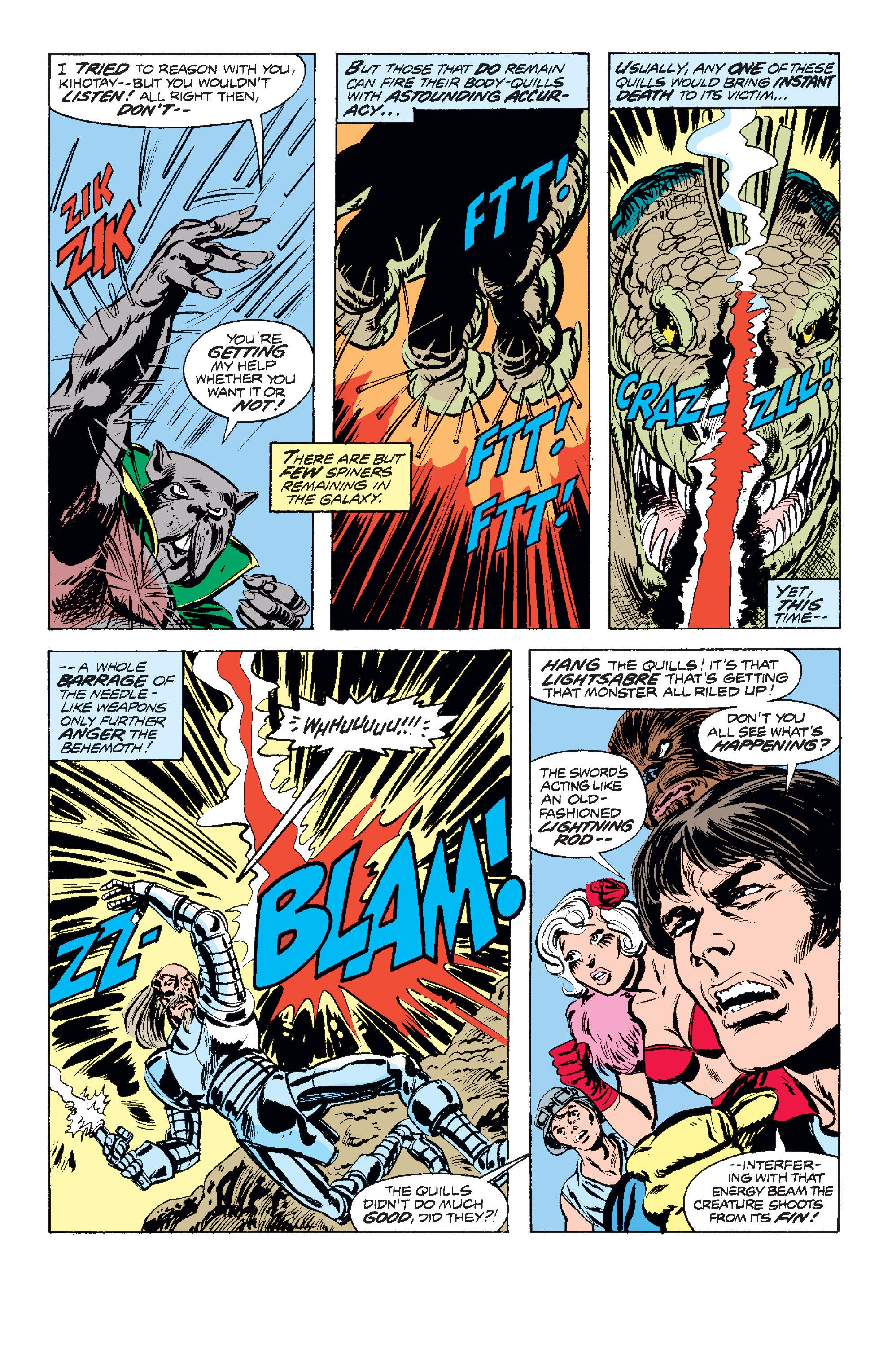 Read online Star Wars Omnibus comic -  Issue # Vol. 13 - 183
