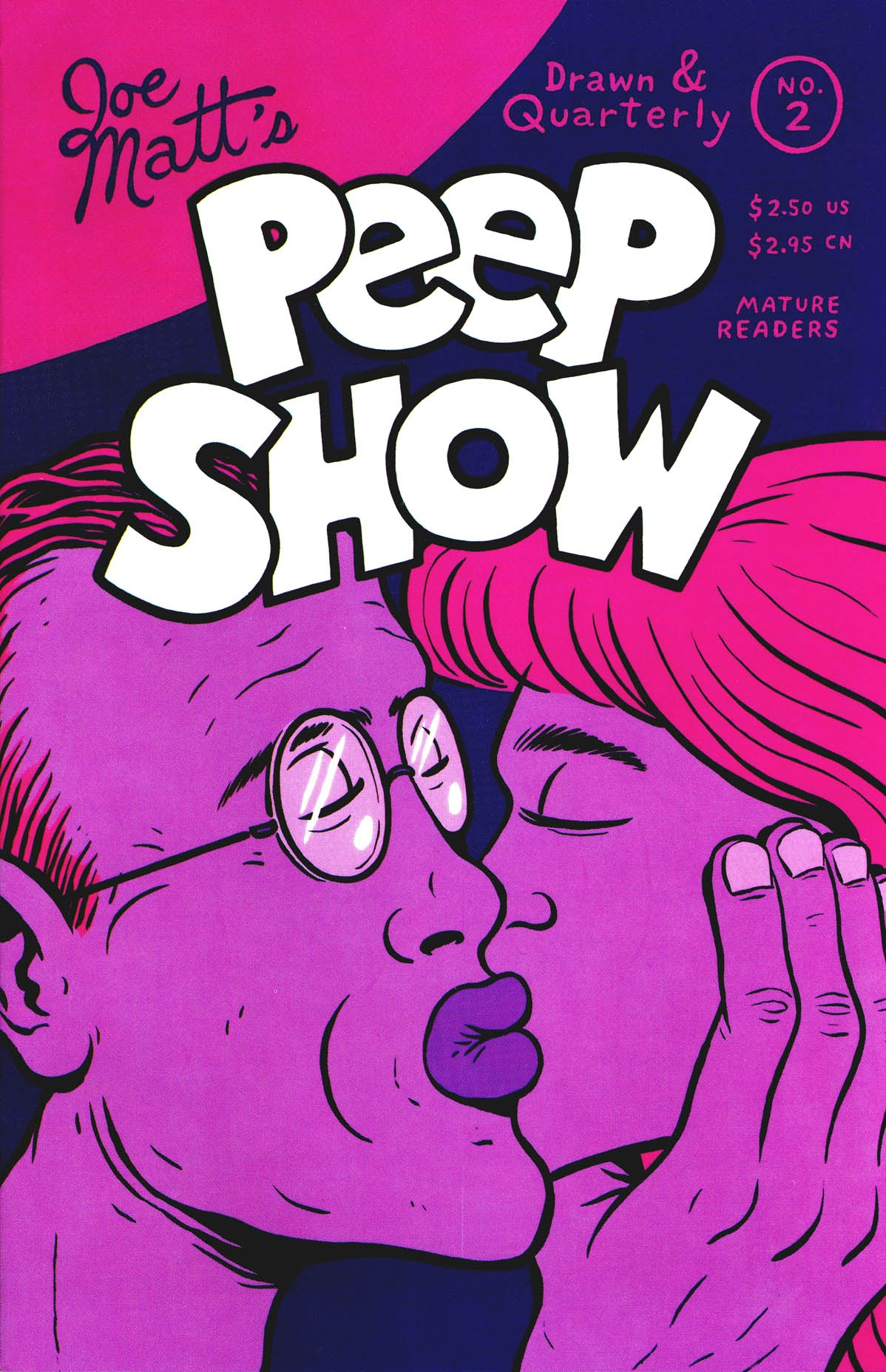 Peepshow issue 2 - Page 1