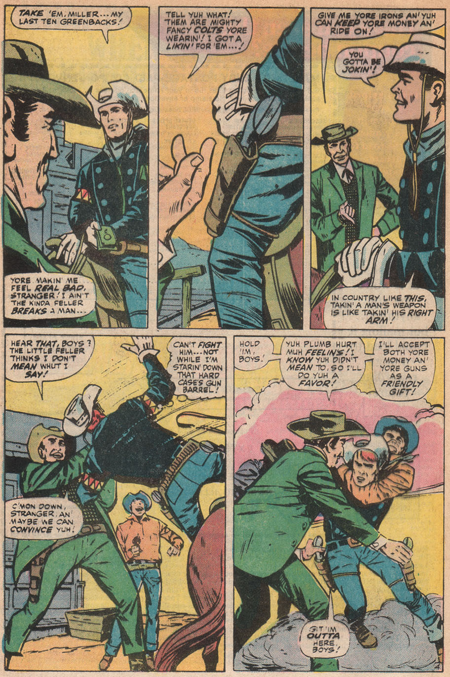 The Rawhide Kid (1955) issue 133 - Page 8