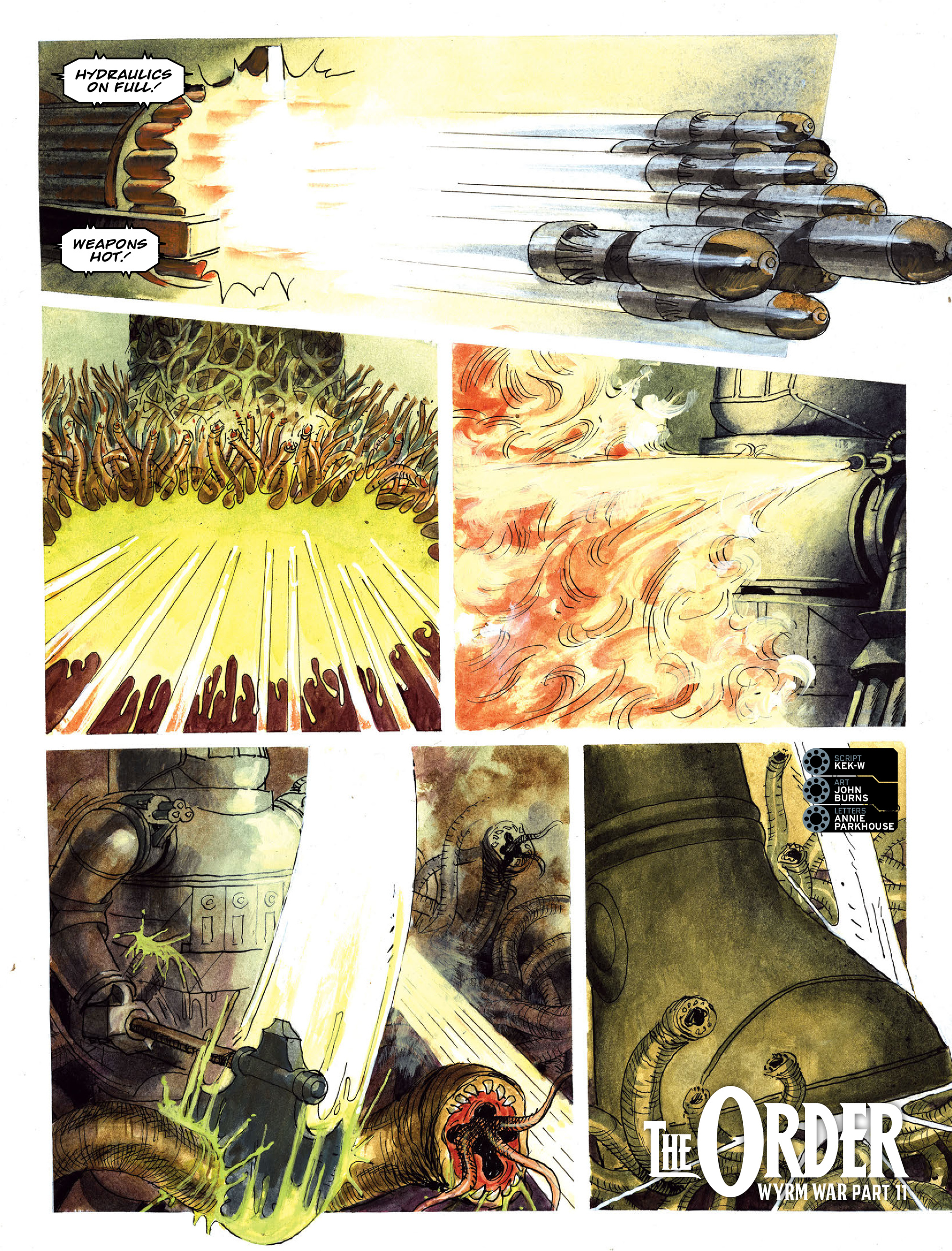 Read online 2000 AD comic -  Issue #2021 - 21