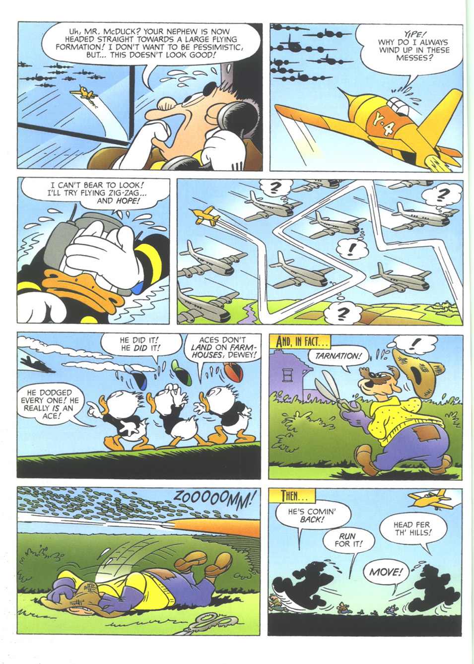 Read online Uncle Scrooge (1953) comic -  Issue #351 - 20