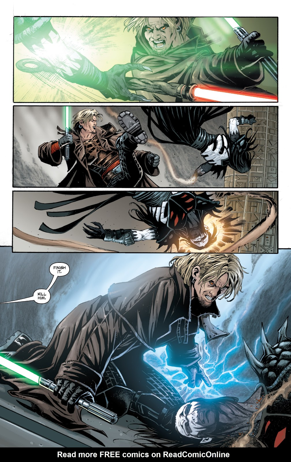 Read online Star Wars Legends: Legacy - Epic Collection comic -  Issue # TPB 1 (Part 5) - 46