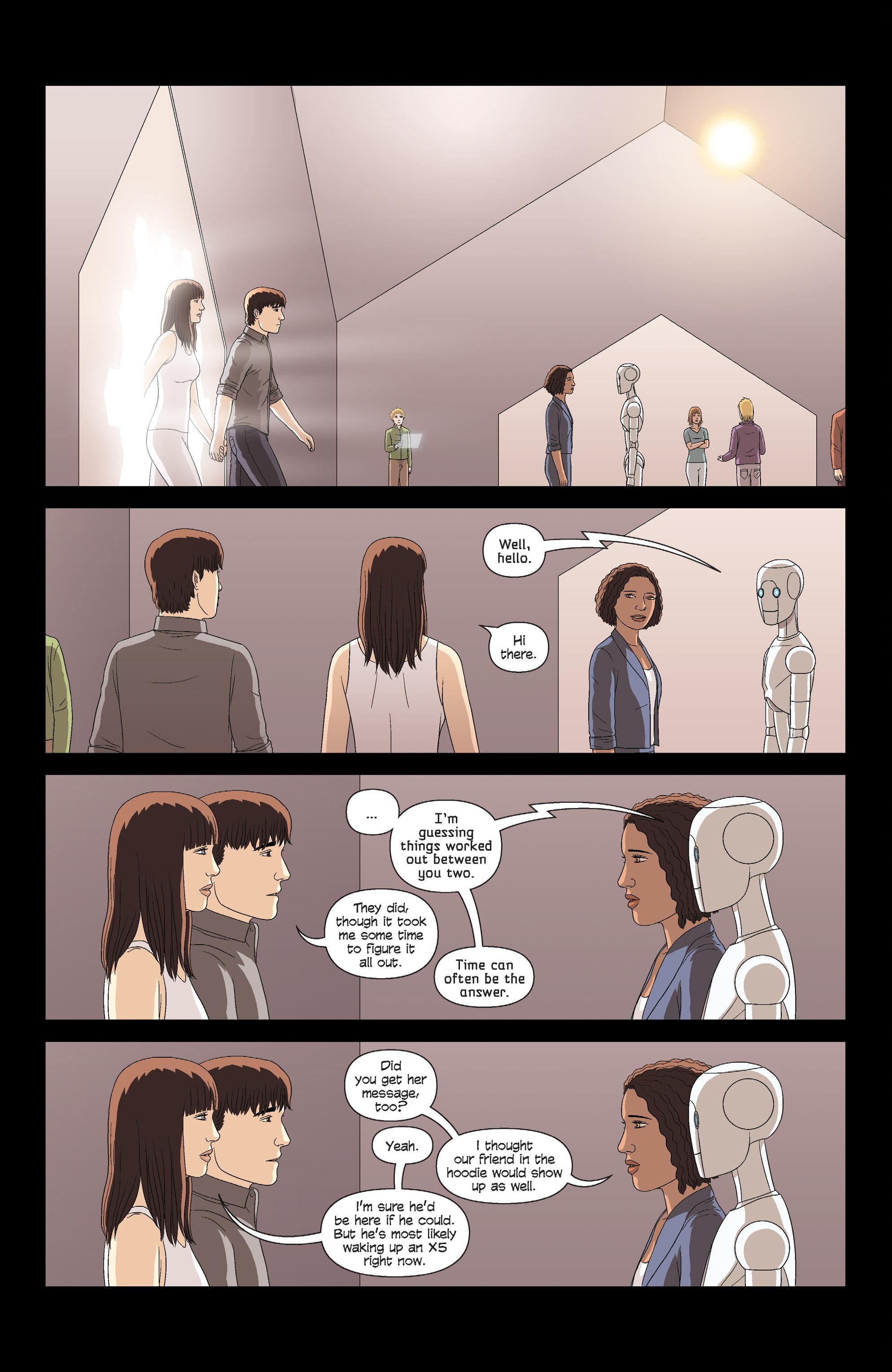 Read online Alex   Ada comic -  Issue #13 - 10