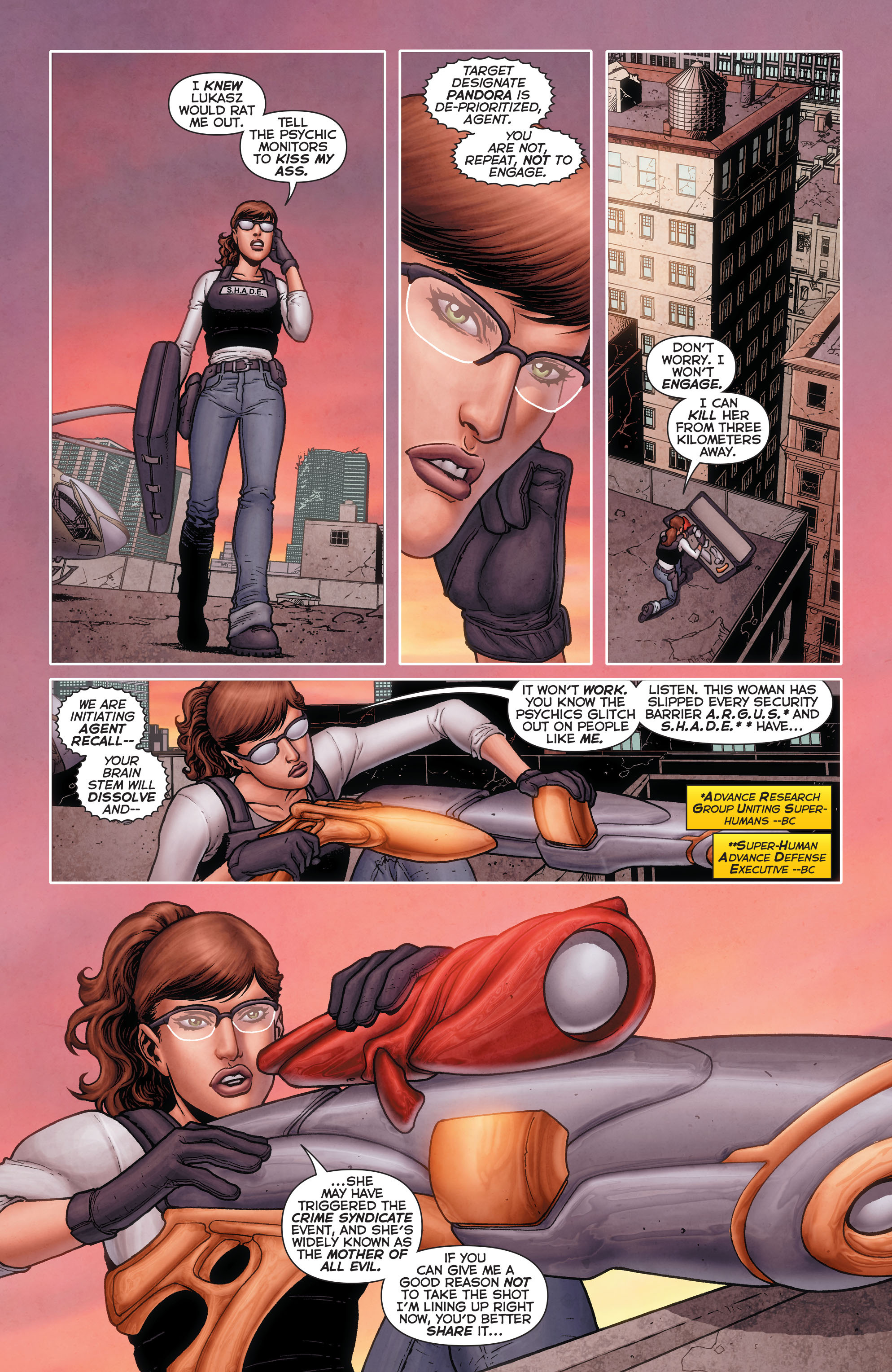Read online Trinity of Sin: Pandora comic -  Issue #11 - 4