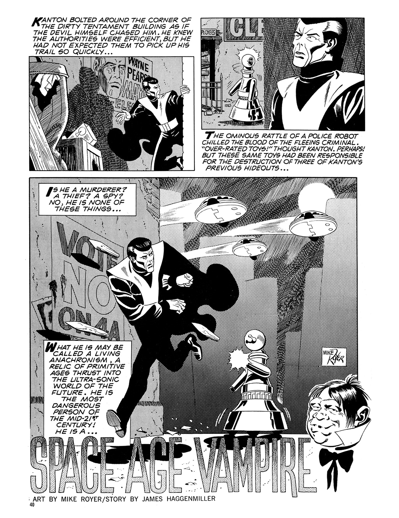 Read online Eerie Archives comic -  Issue # TPB 5 - 41