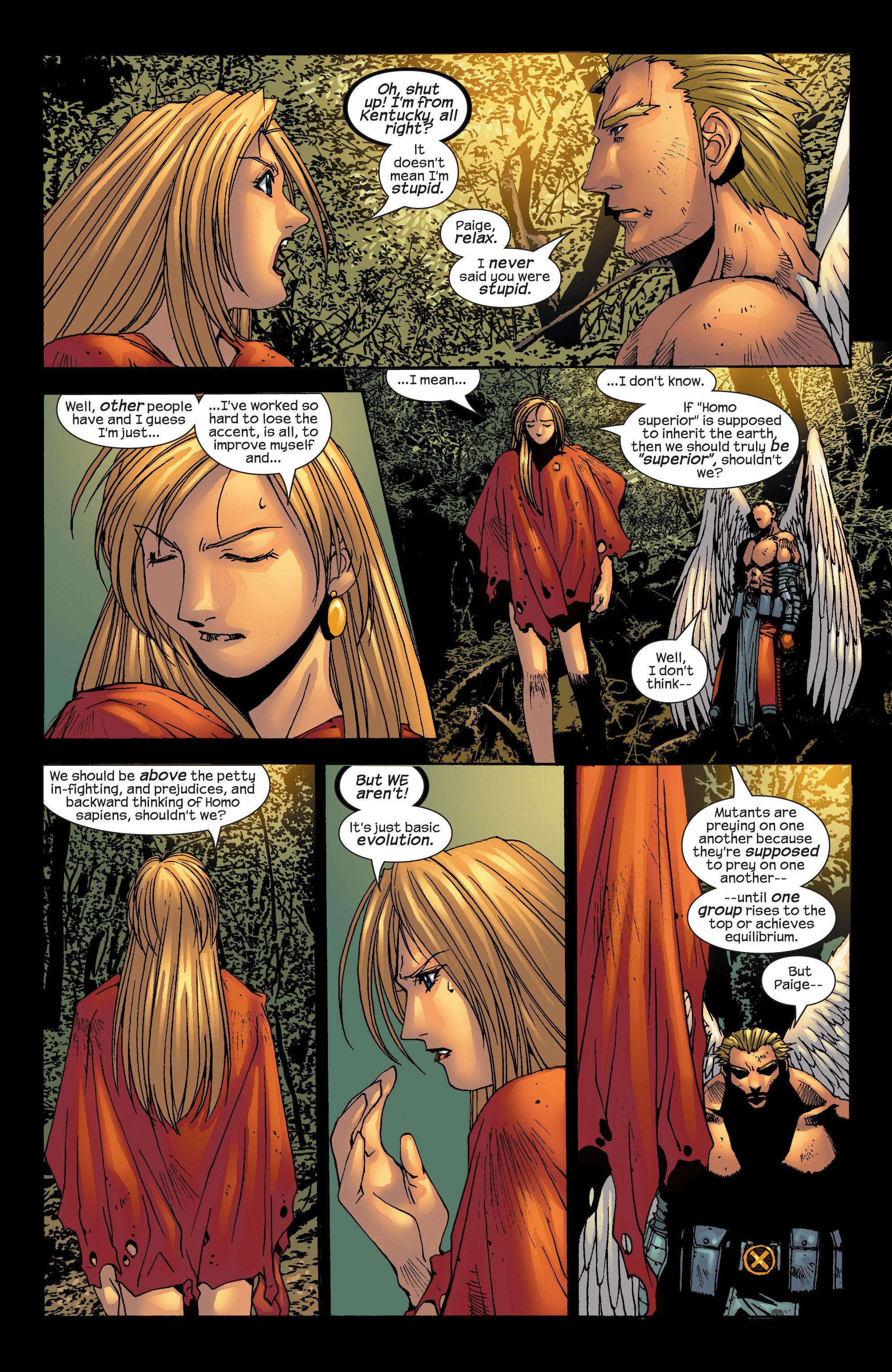 Read online Uncanny X-Men (1963) comic -  Issue #419 - 15