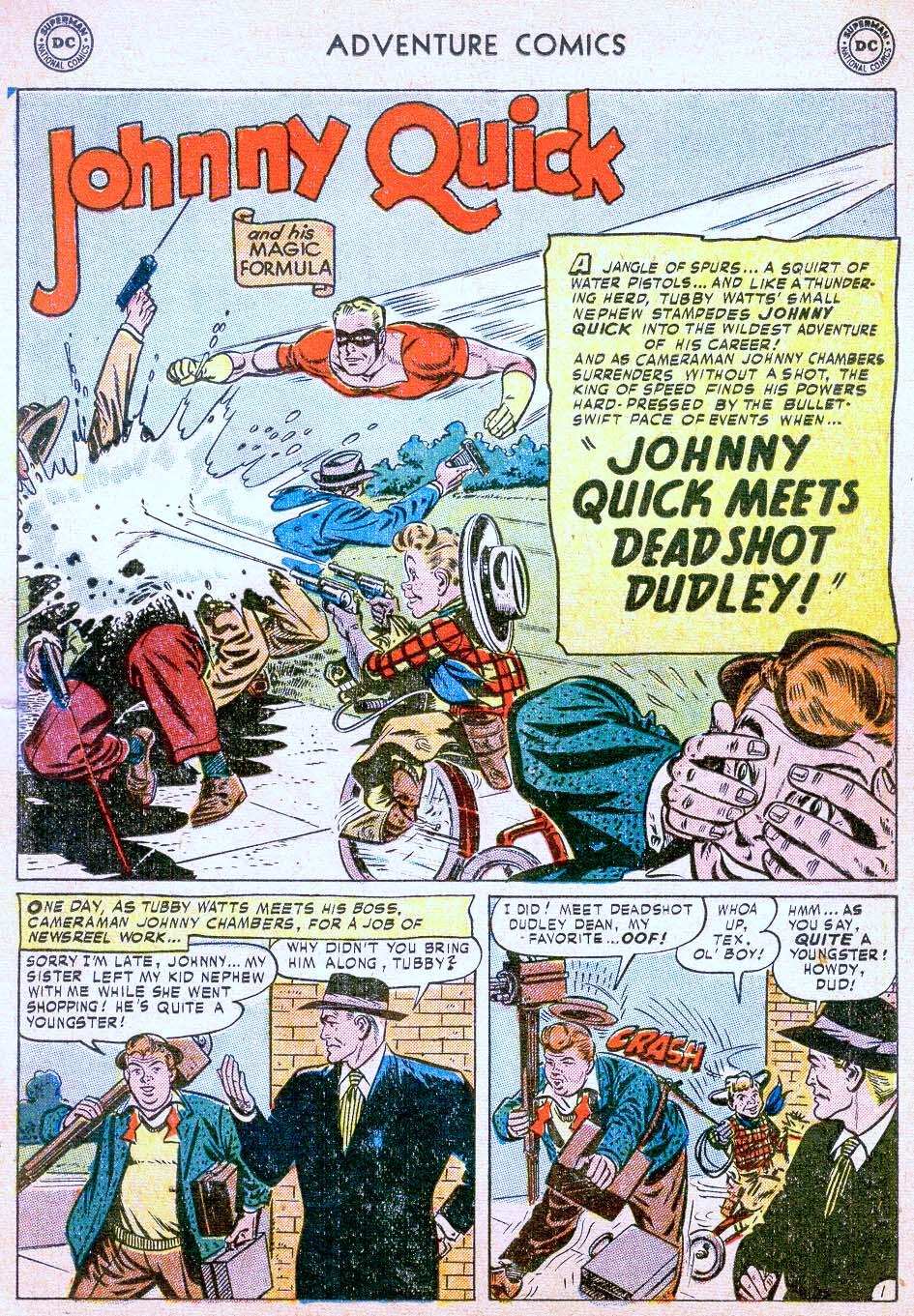 Read online Adventure Comics (1938) comic -  Issue #178 - 25