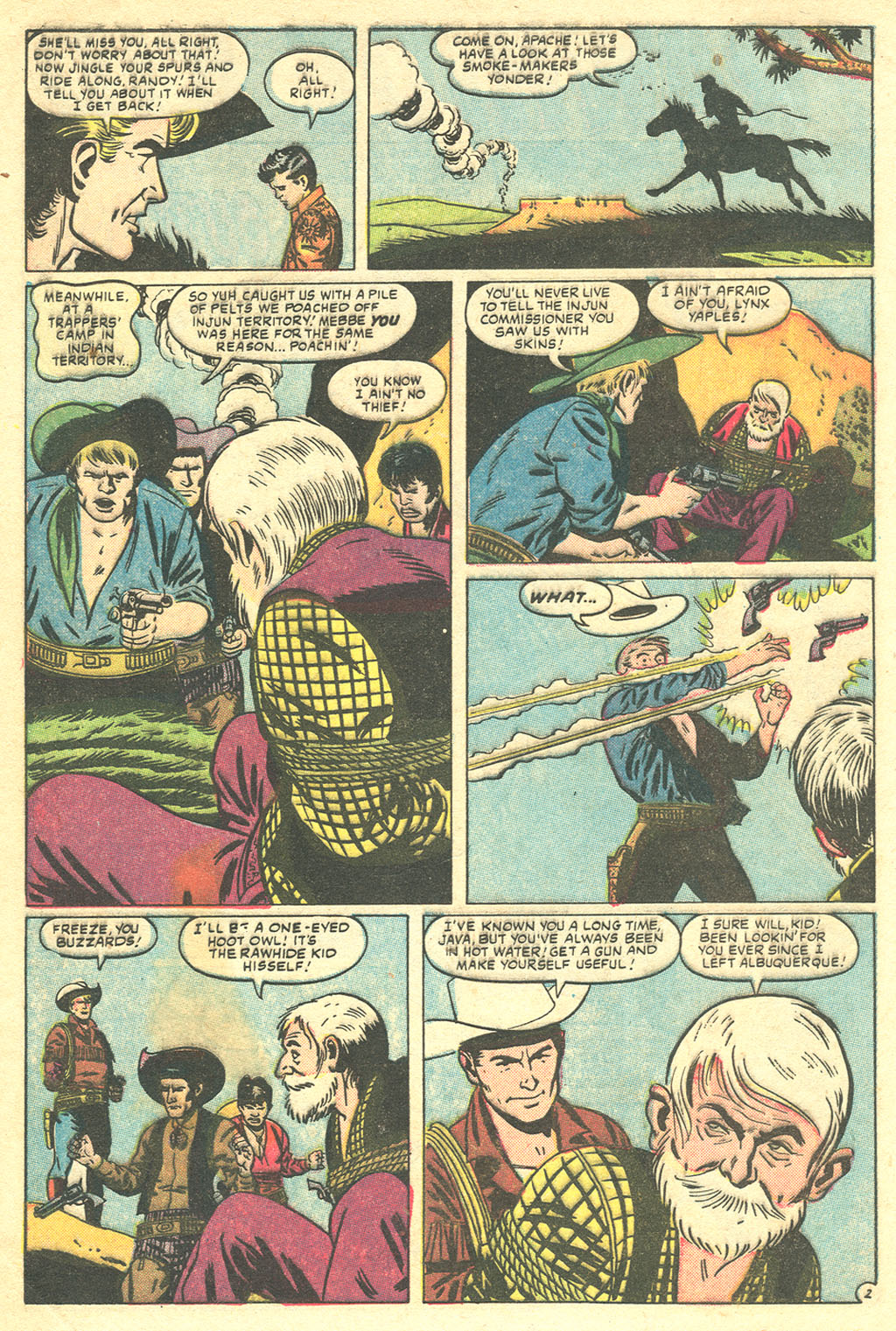 The Rawhide Kid (1955) issue 5 - Page 4
