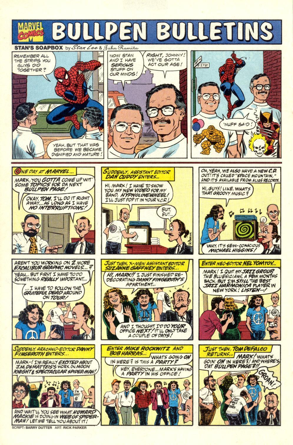 Read online Alpha Flight (1983) comic -  Issue #99 - 21