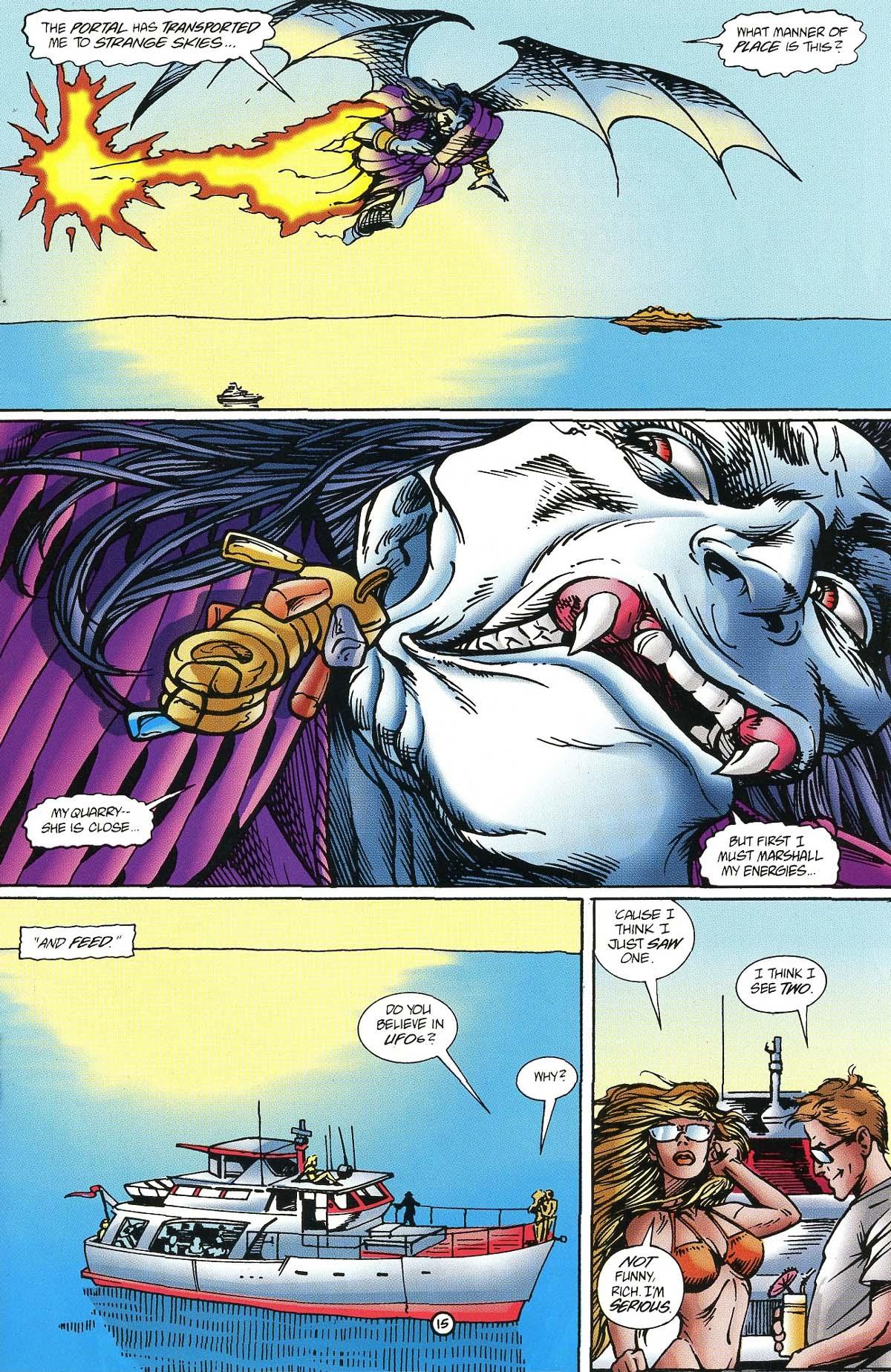 Read online Rune (1994) comic -  Issue #8 - 18
