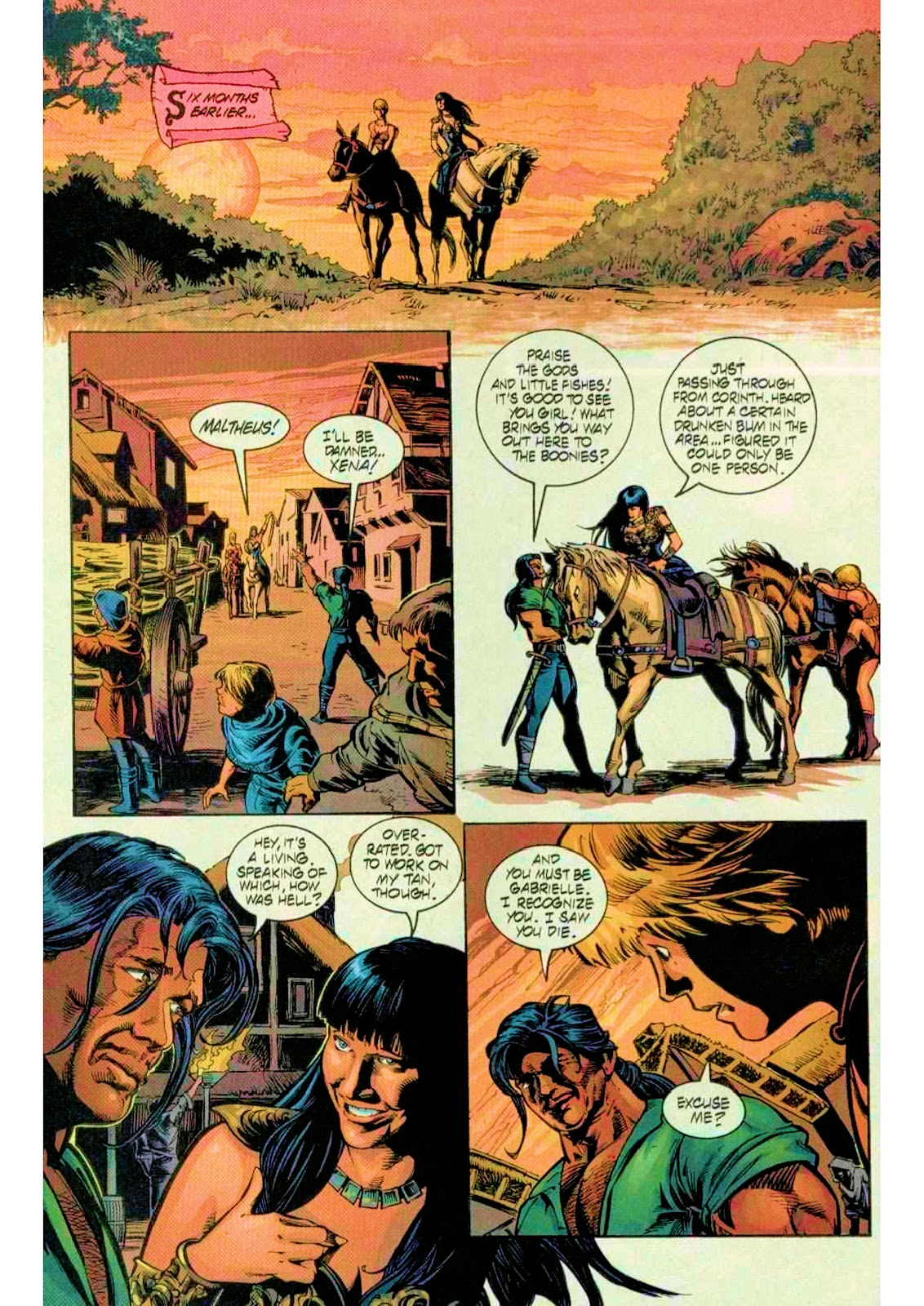 Xena: Warrior Princess (1999) Issue #11 #11 - English 6