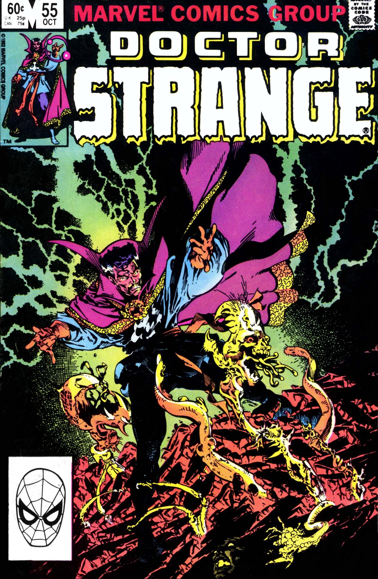 Doctor Strange (1974) 55 Page 1