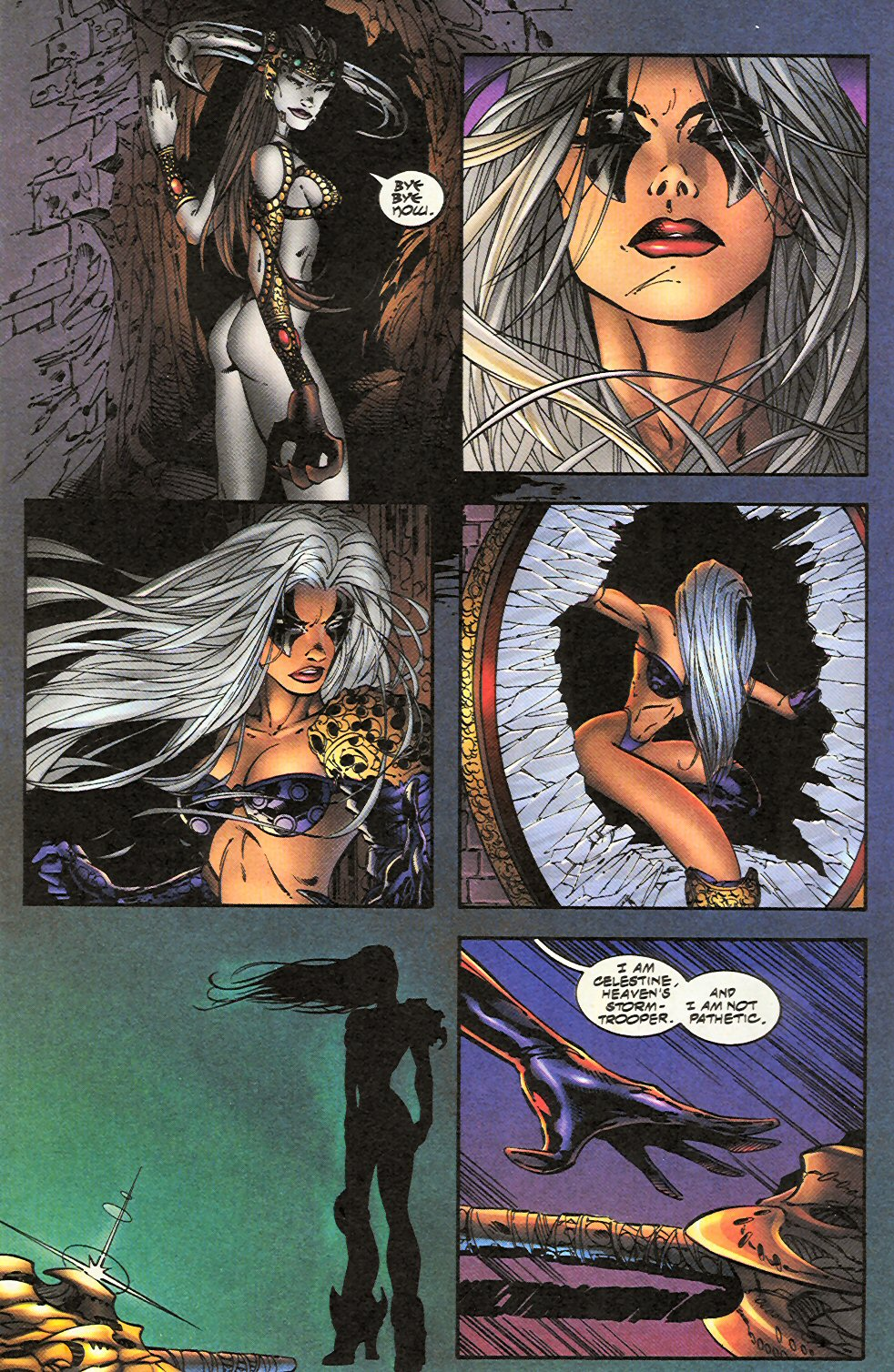 Read online Celestine comic -  Issue #2 - 6