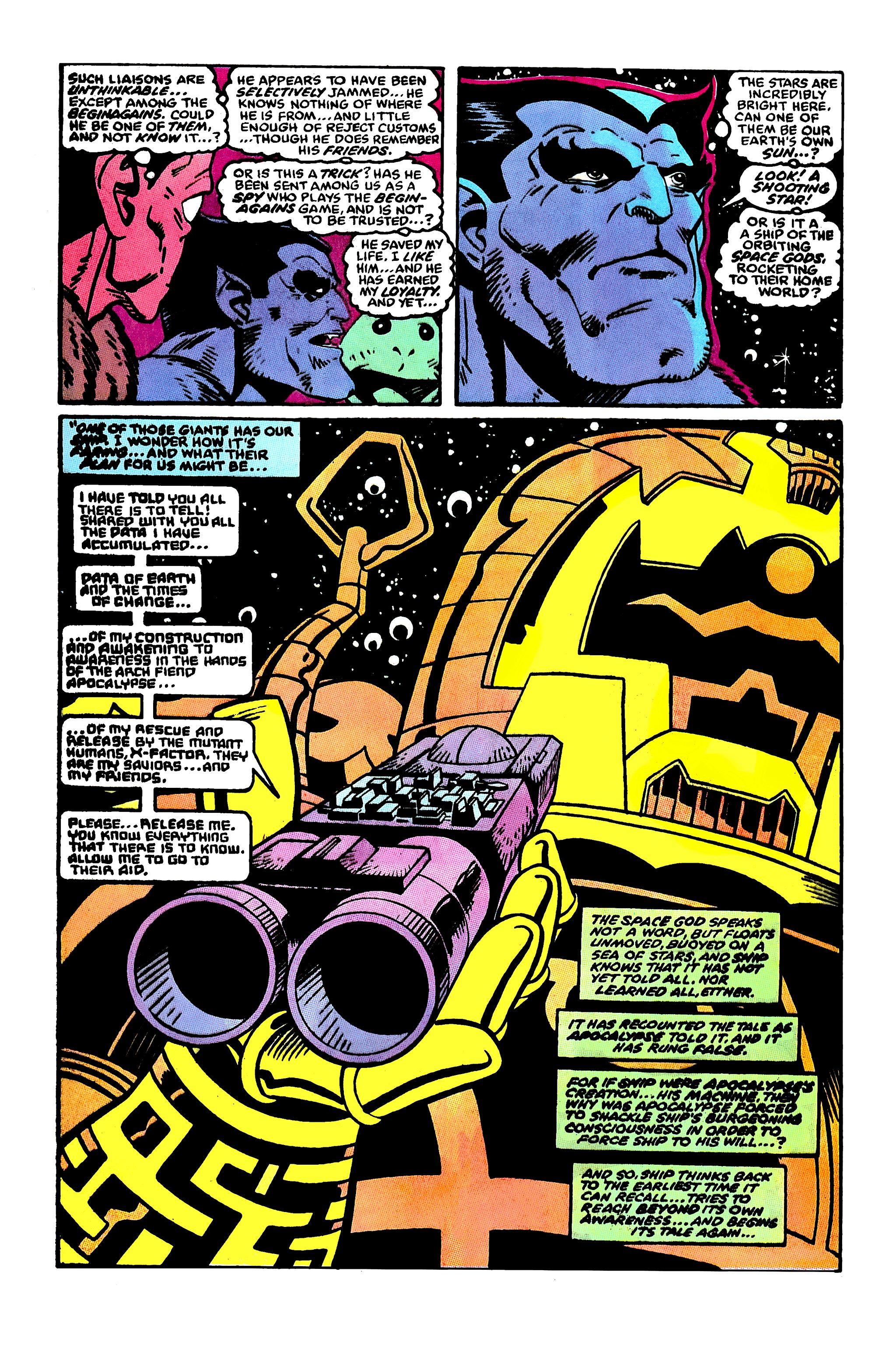 Read online X-Factor (1986) comic -  Issue #44 - 21