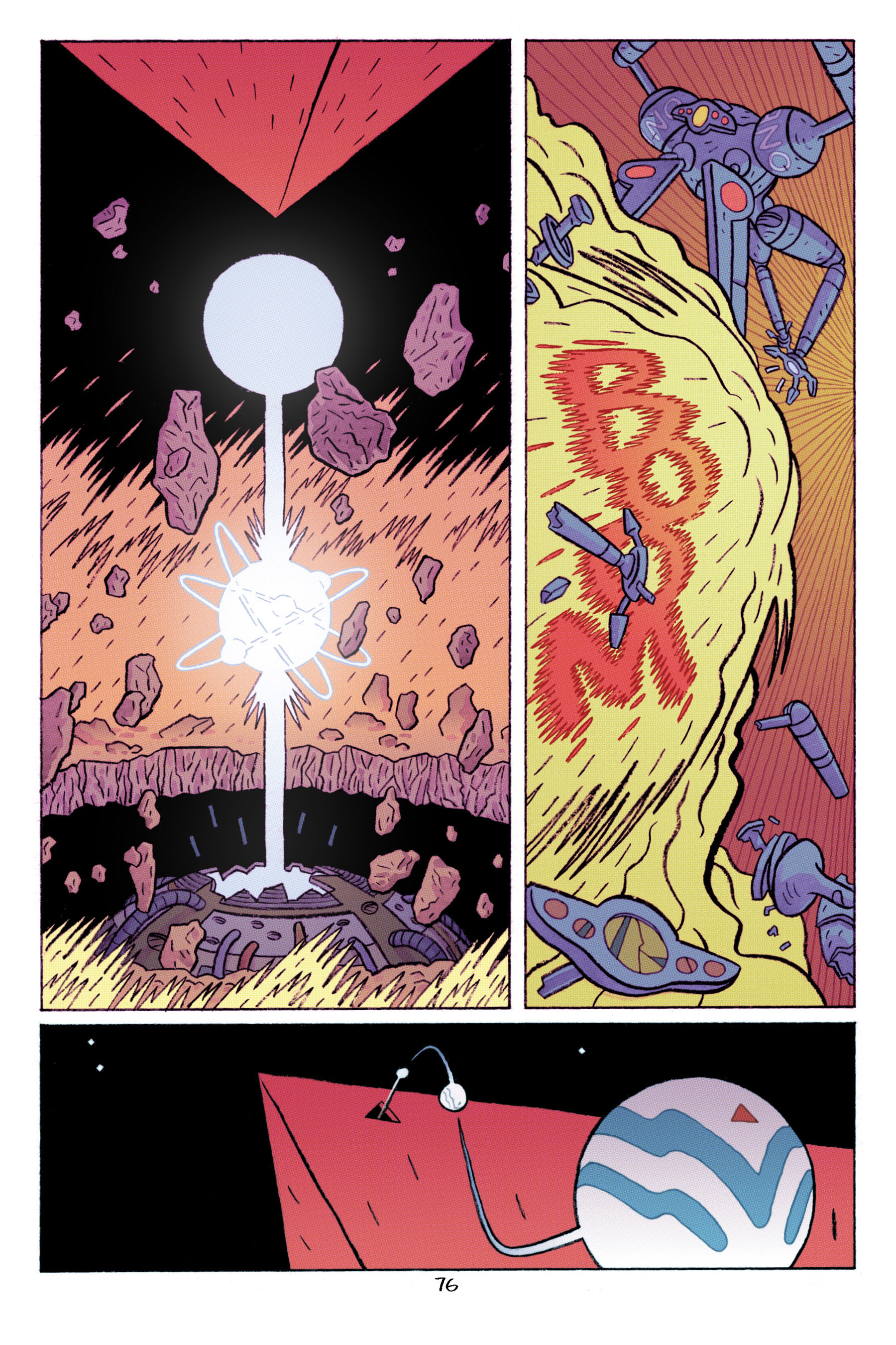 Read online ApocalyptiGirl: An Aria for the End Times comic -  Issue #ApocalyptiGirl: An Aria for the End Times Full - 84