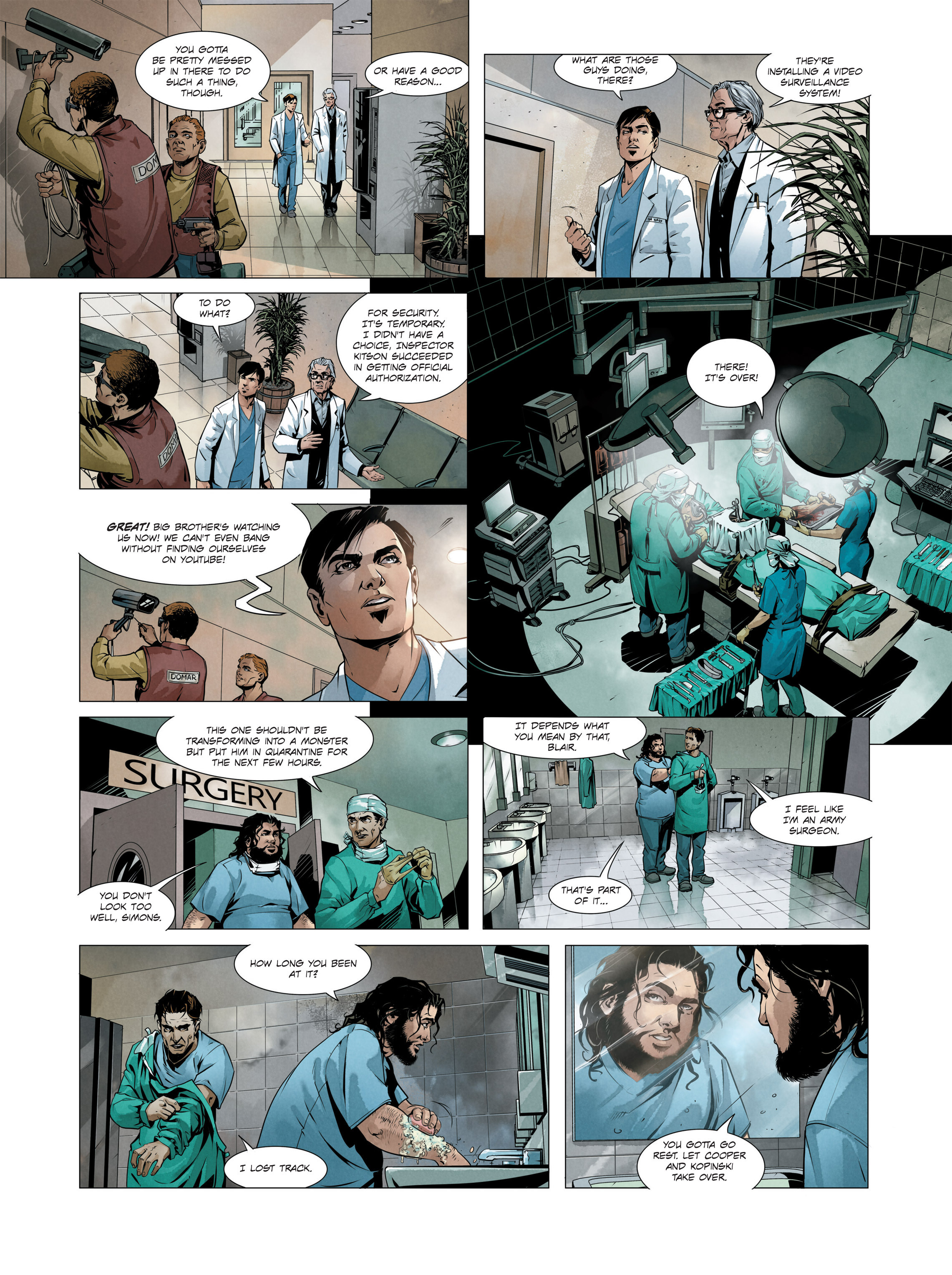 Read online Alice Matheson comic -  Issue #3 - 10